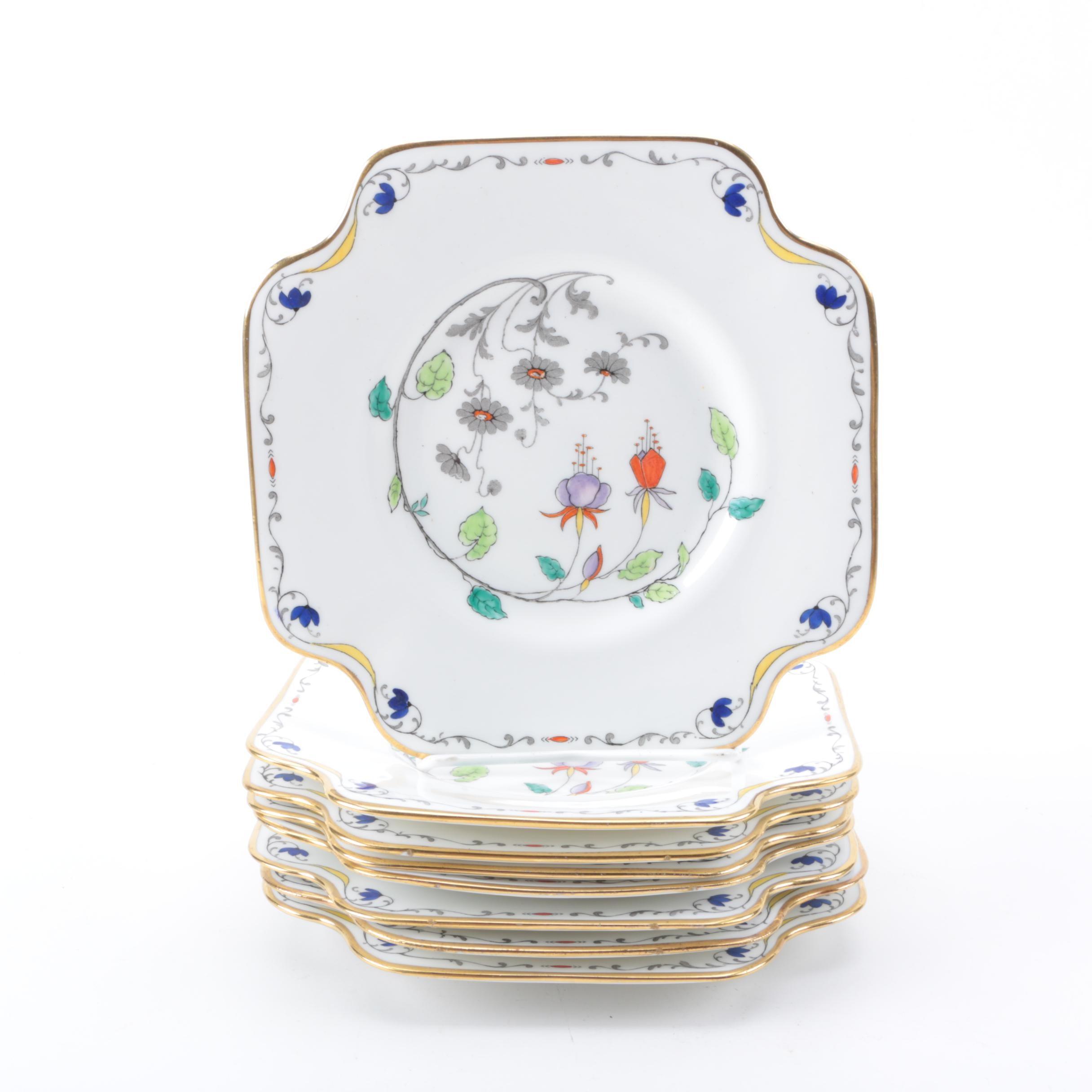 Grafton China & Sons China Plates