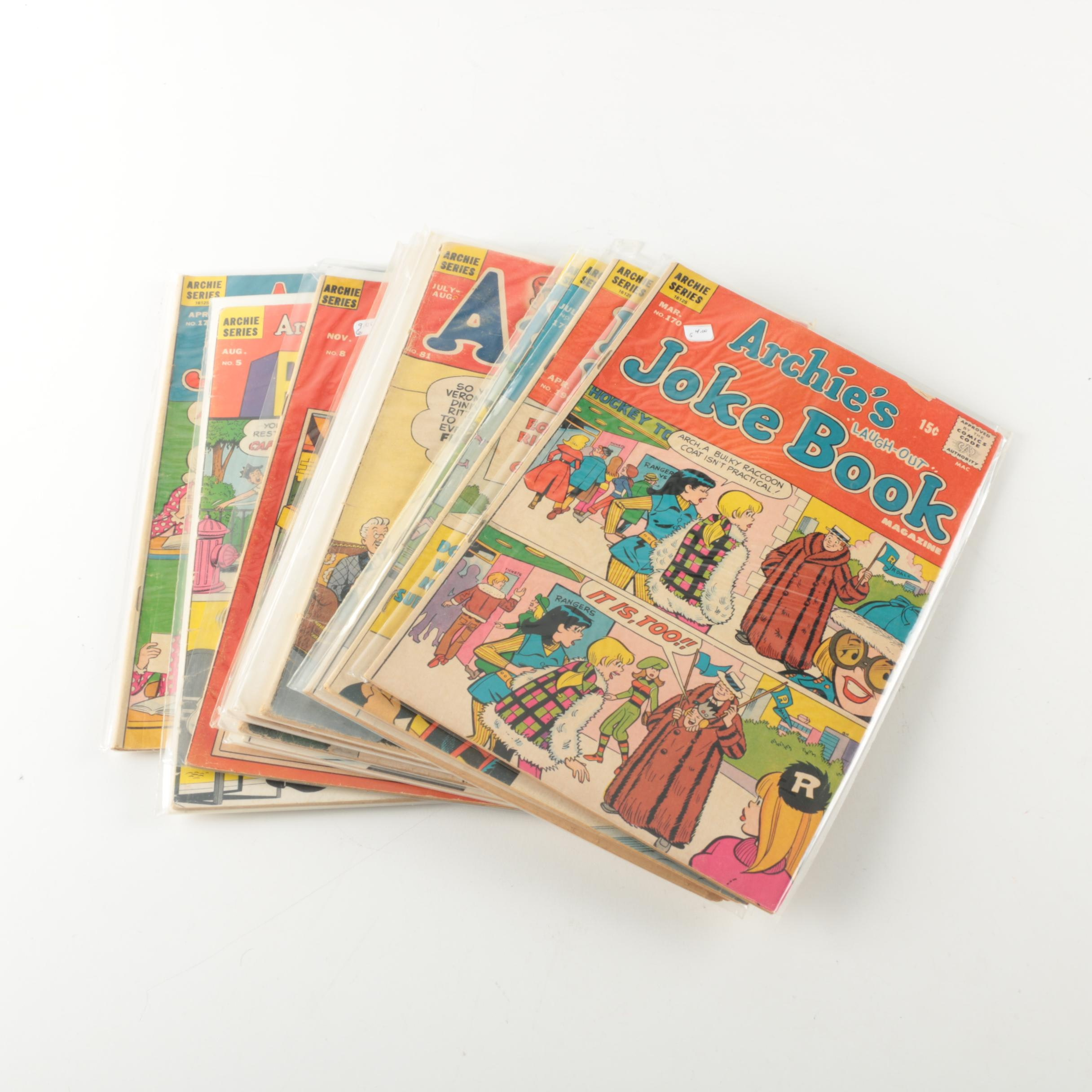 "Collection of ""Archie"" Comic Books"