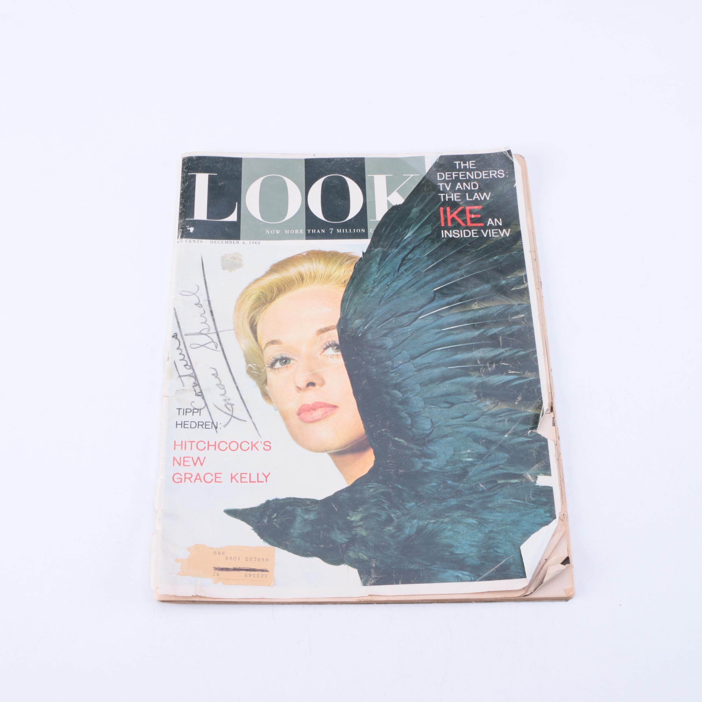 """1962 """"Look"""" Magazine"""