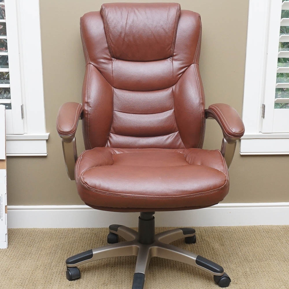 Leather Executive Chair by Lane