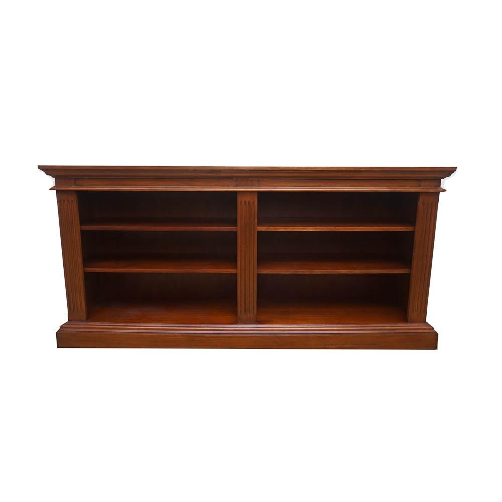 Wooden Bookcase Credenza by Eroica International