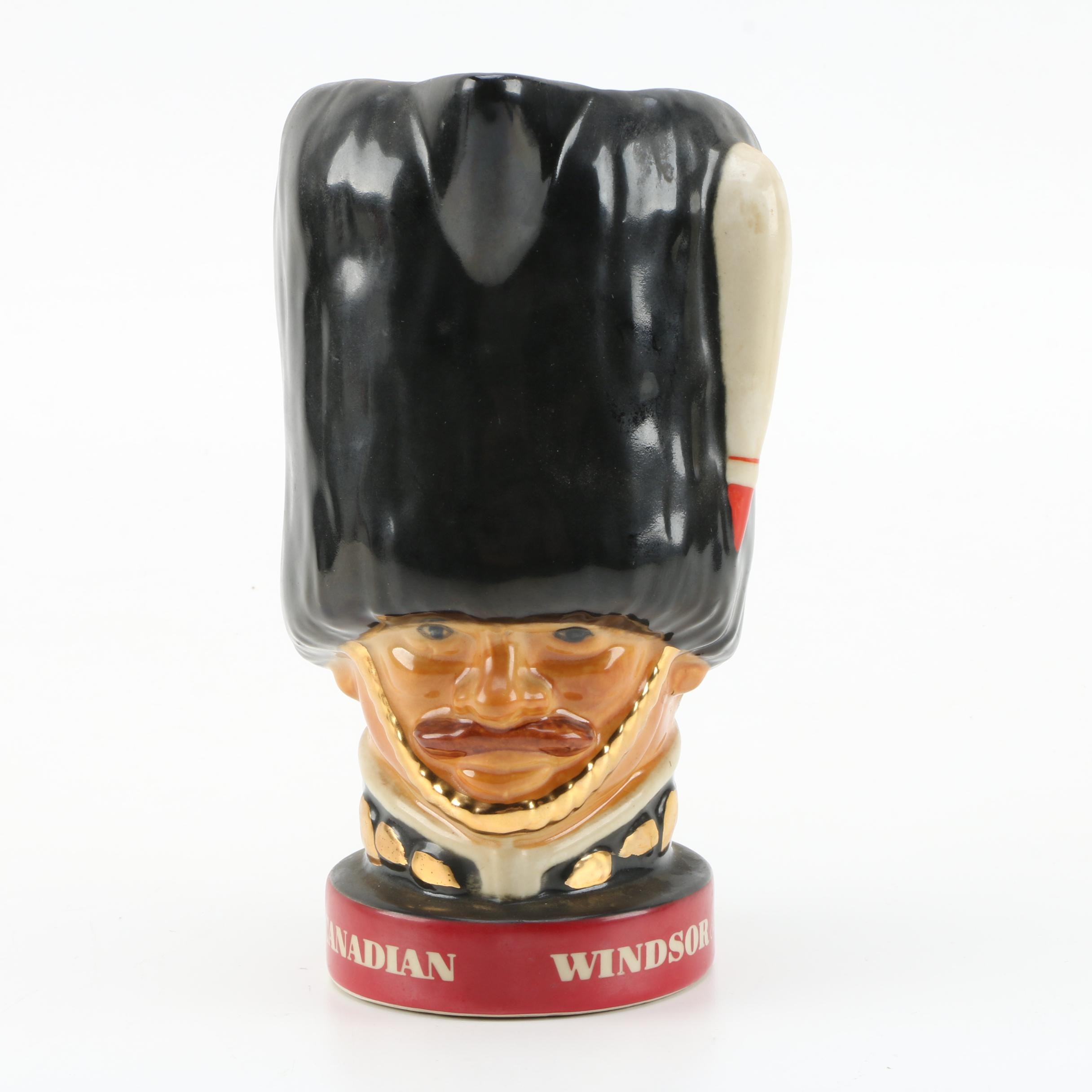 Windsor Canadian Whiskey Pitcher