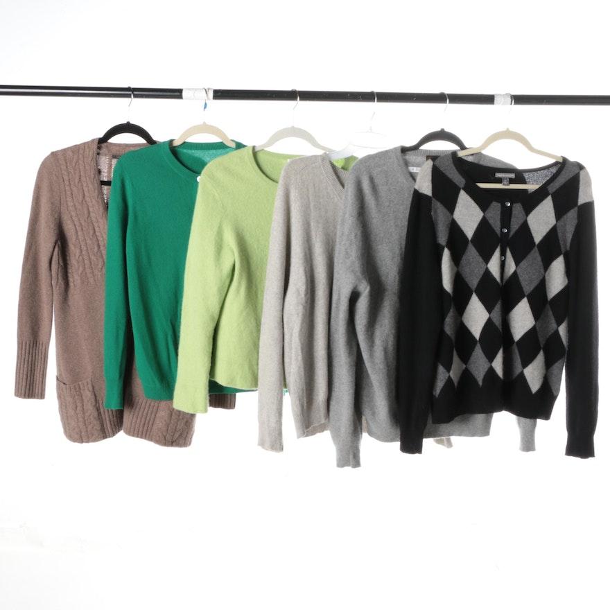 Womens Sweaters Including Neiman Marcus Ebth
