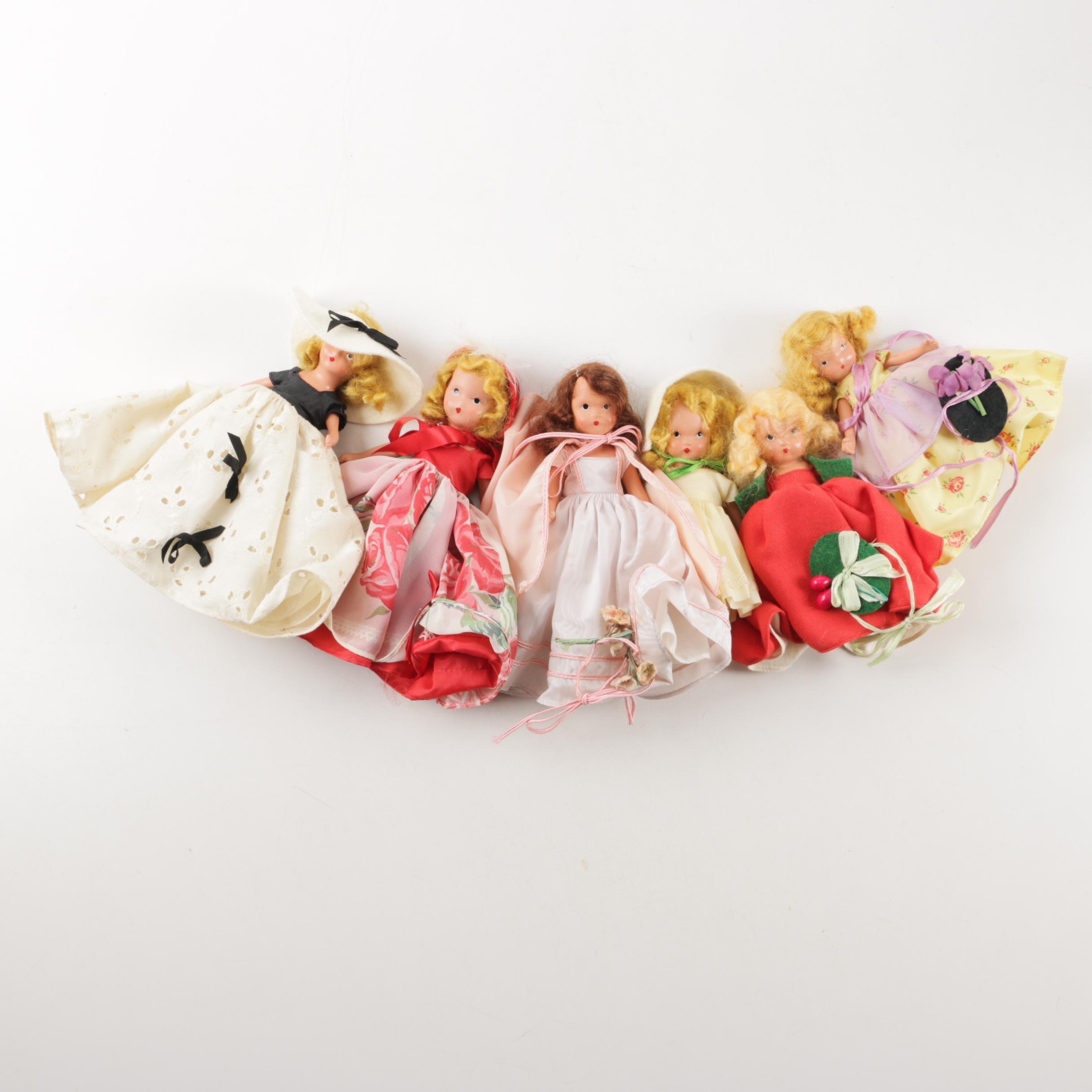 Nancy Ann Dolls