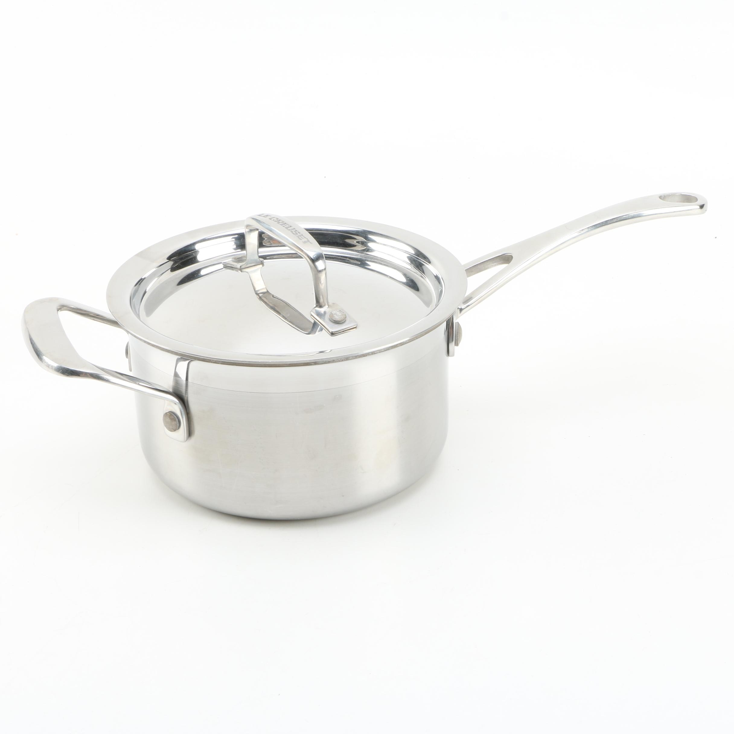 Le Creuset Stainless Pot