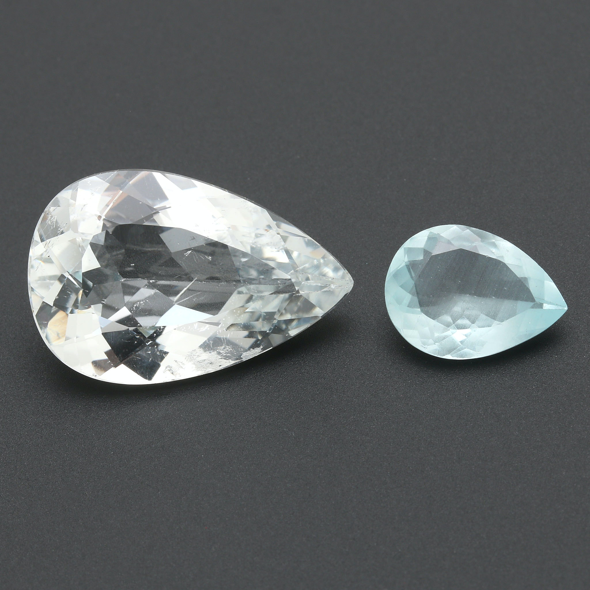 Loose 20.68 CTW Aquamarine Gemstones