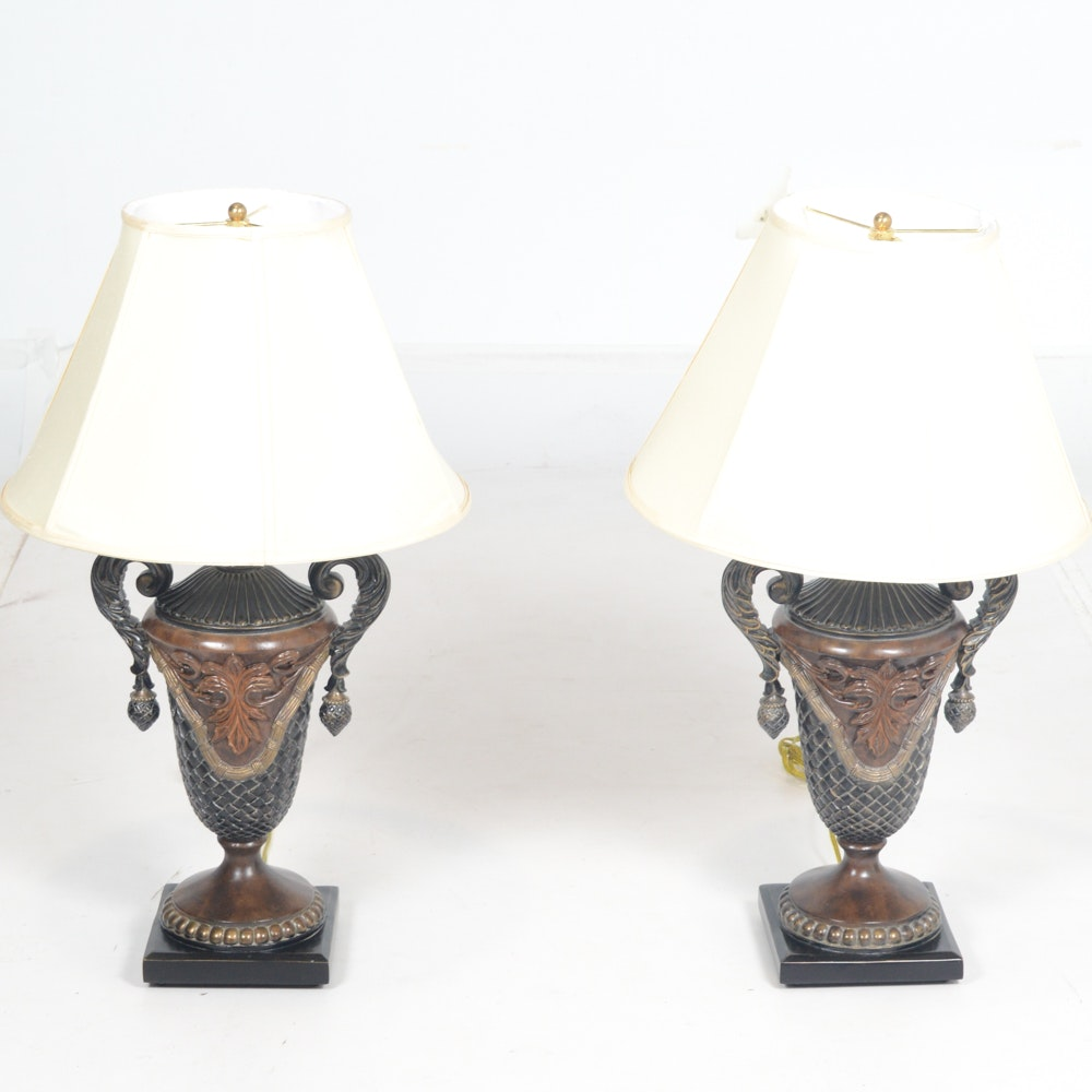 Pair of Classical Inspired Lamps