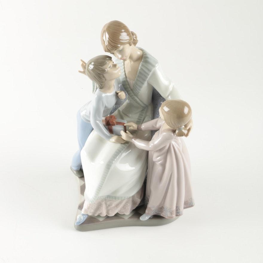 Lladró quot mother s day figurine ebth