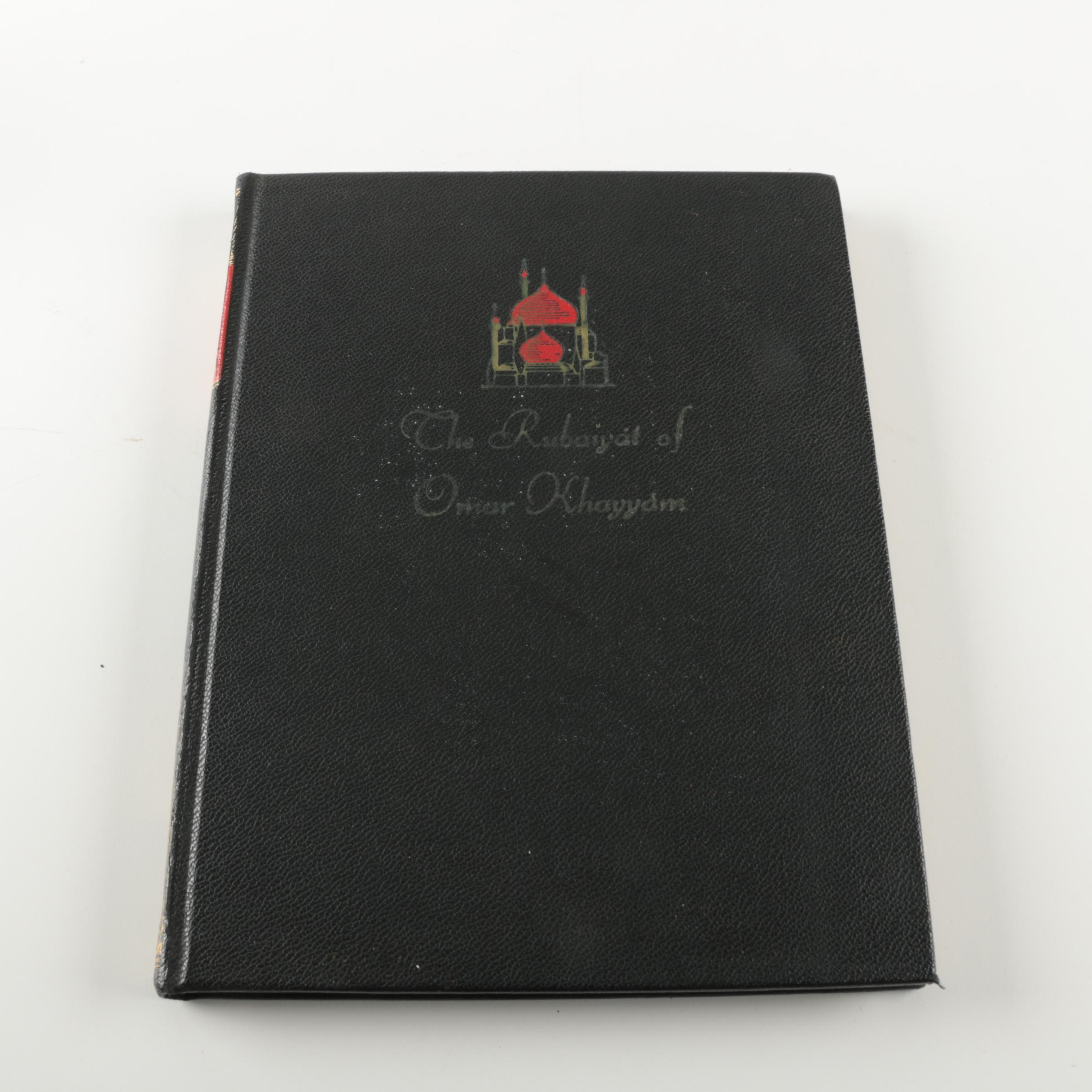 "1938 ""The Rubaiyat of Omar Khayyam"""