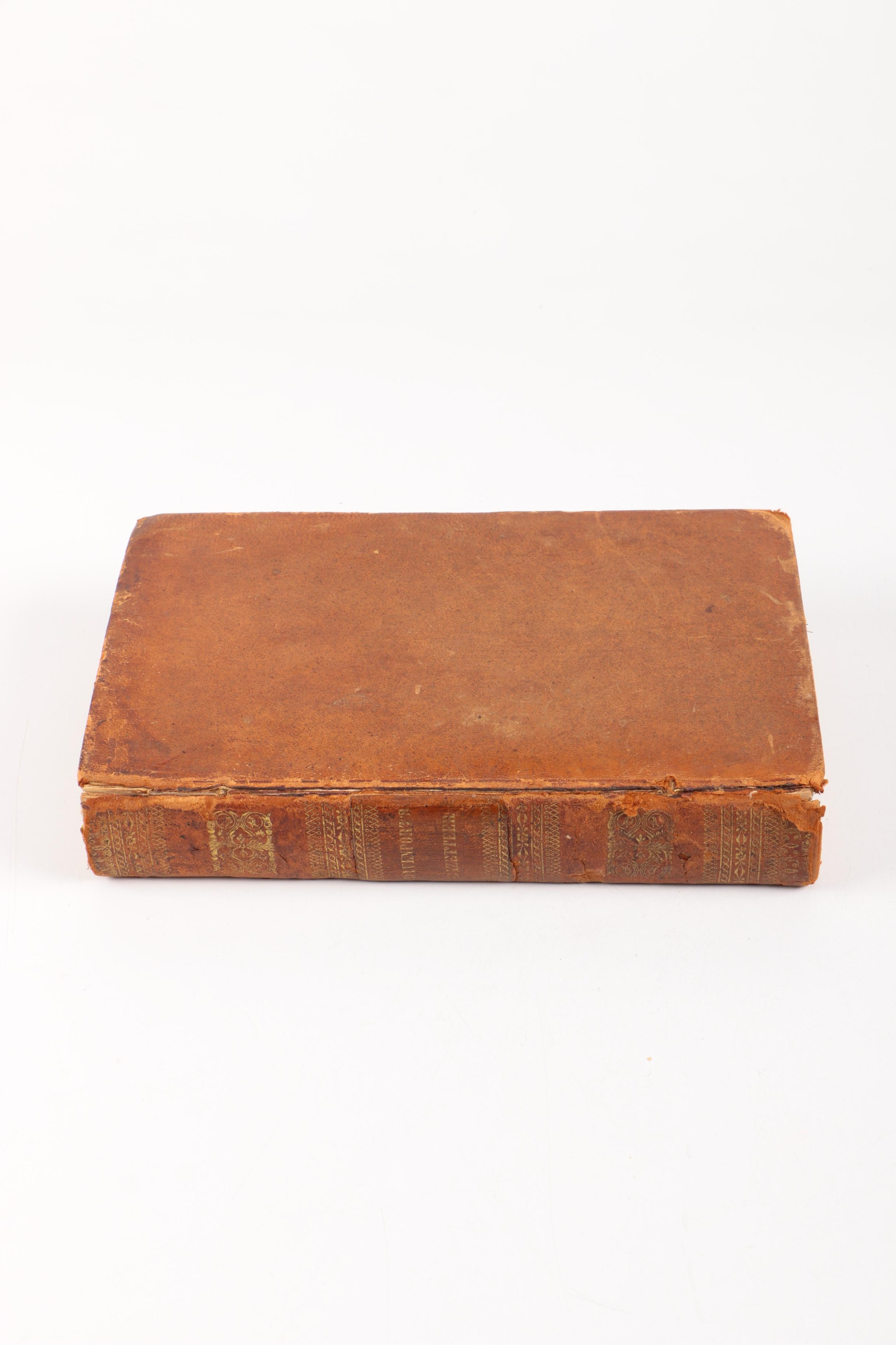 "1836 ""A New Gazetteer, Or Geographical Dictionary"" by Bishop Davenport"