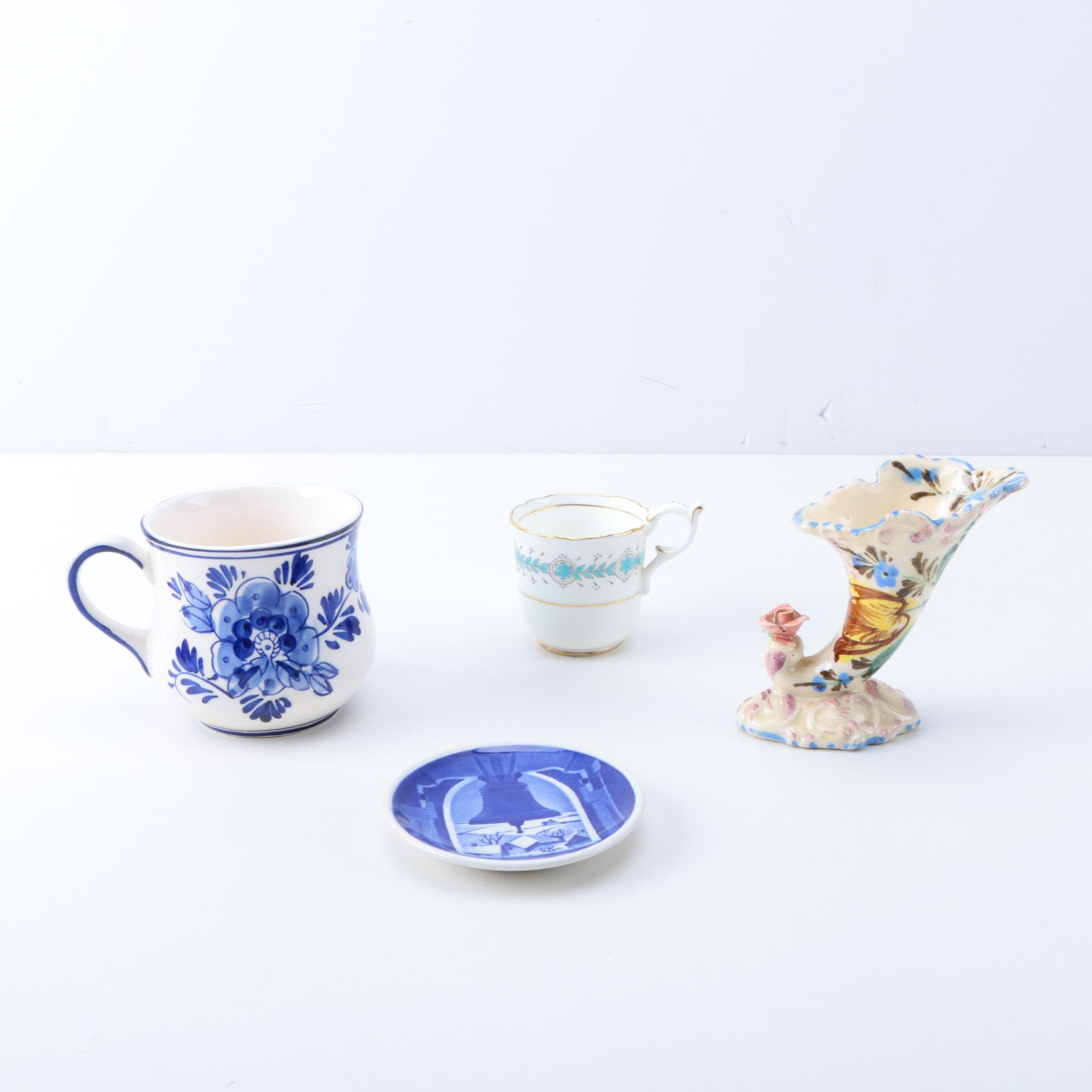 Porcelain Tableware including Royal Copenhagen