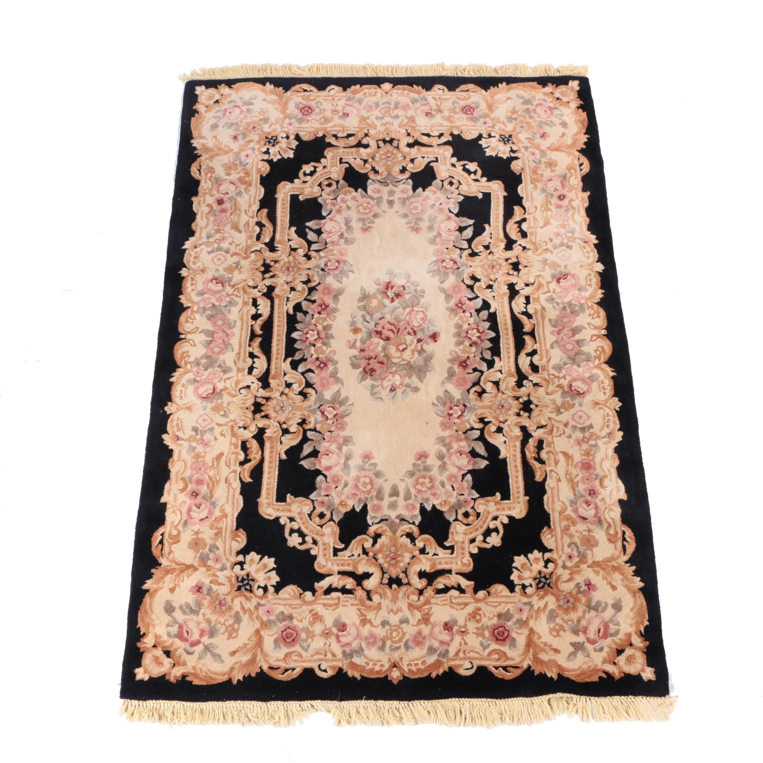 "Hand Tufted Couristan ""Regent Park"" Wool Area Rug"