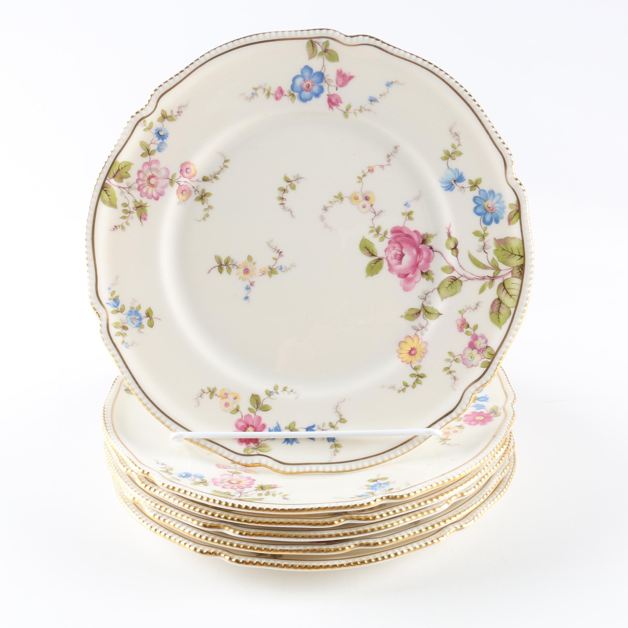 "Castleton China ""Sunnyvale"" Porcelain Dishes"