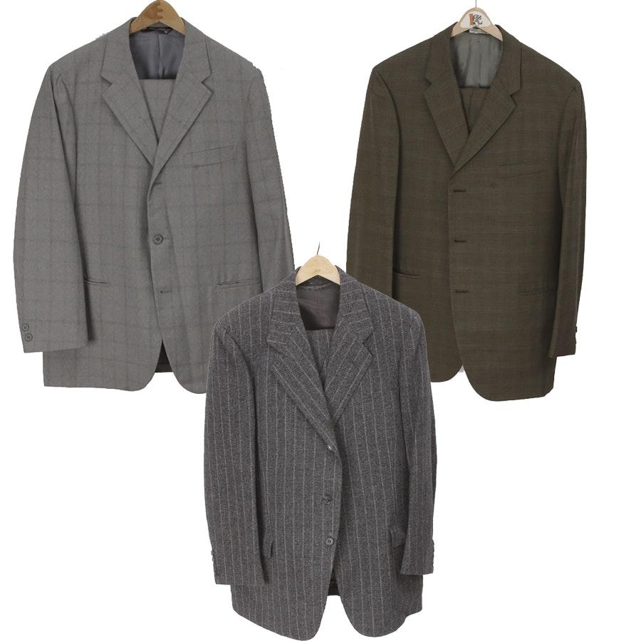 Men's Wool Suits