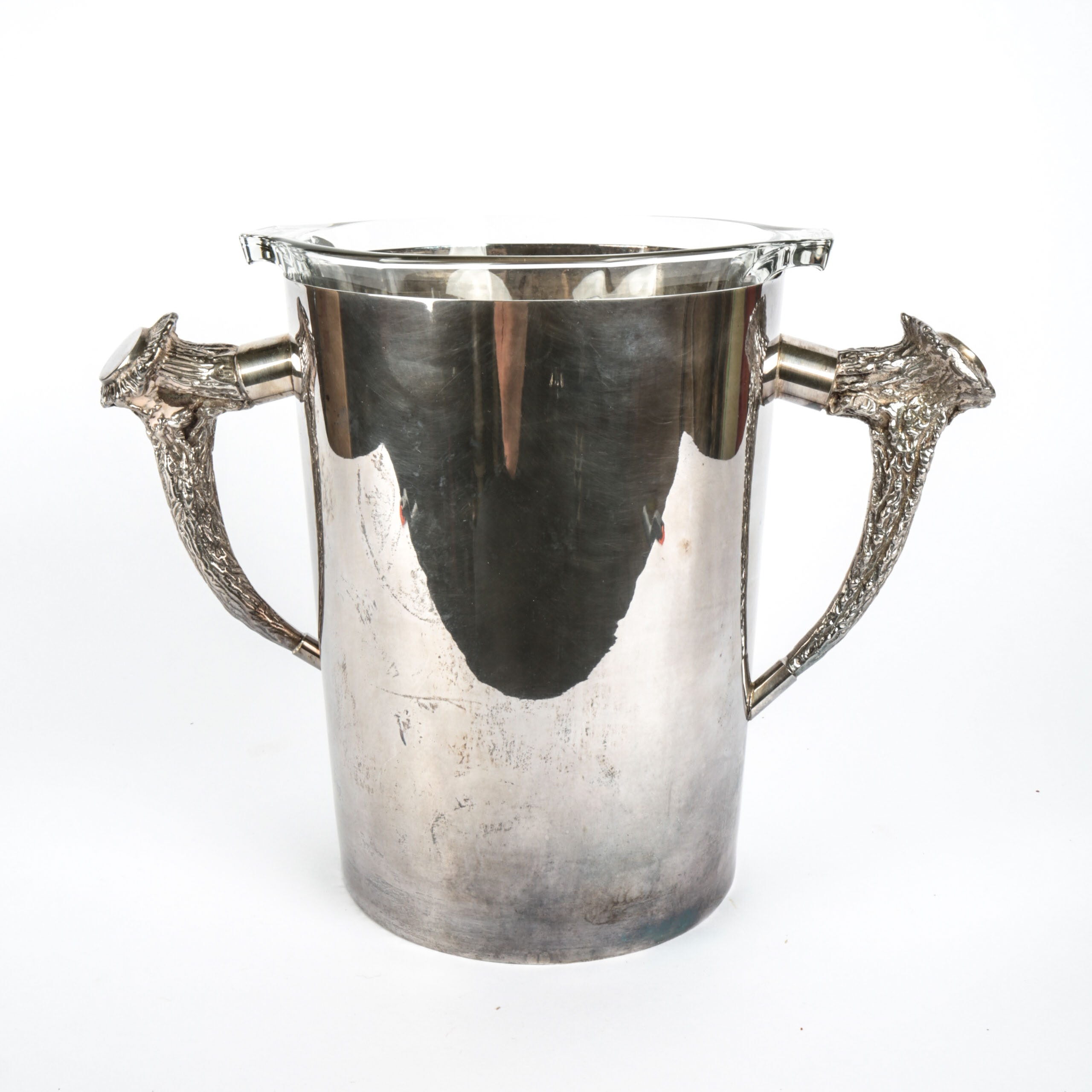 Ralph Lauren Silver Plated Ice Bucket