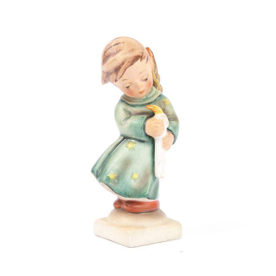 Vintage Hummel Angel Figurine