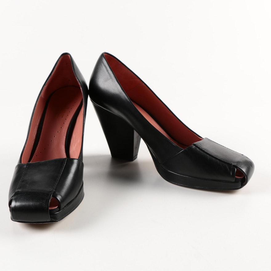 sale footlocker Richard Tyler Floral Pointed-Toe Pumps cheap sale affordable outlet visit cheap Inexpensive XQbZ22