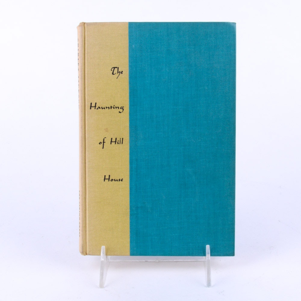 """First Edition """"The Haunting of Hill House"""" by Shirley Jackson"""
