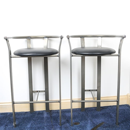 Contemporary Modernist Barstools