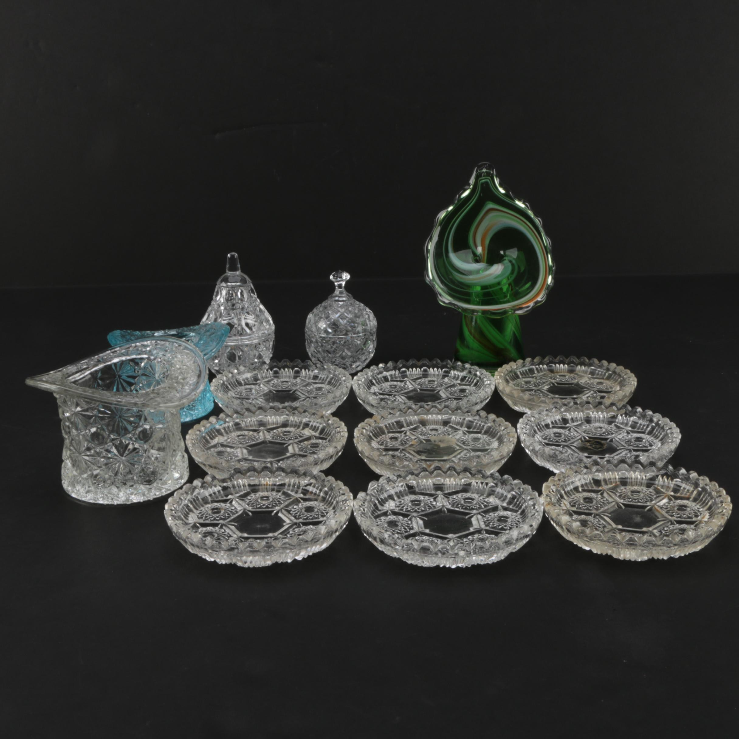Crystal and Glass Décor