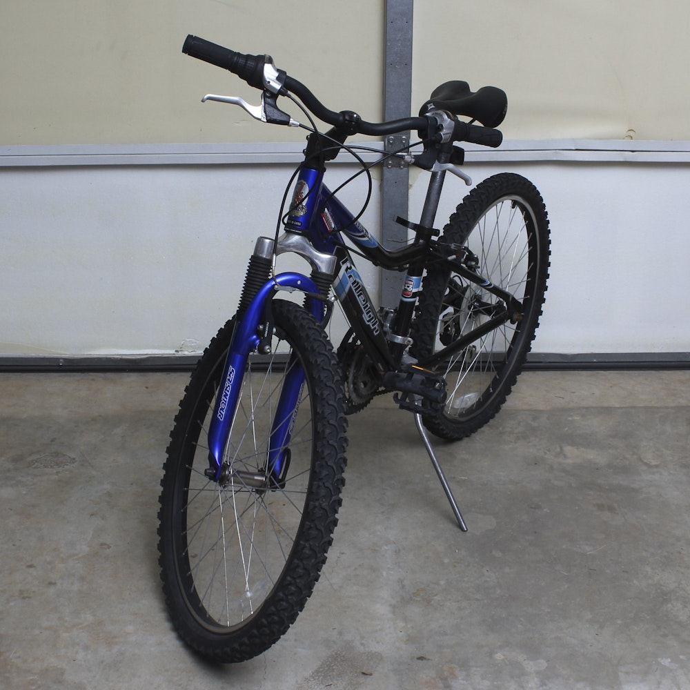 """Raleigh """"MTN Scout"""" Bike"""