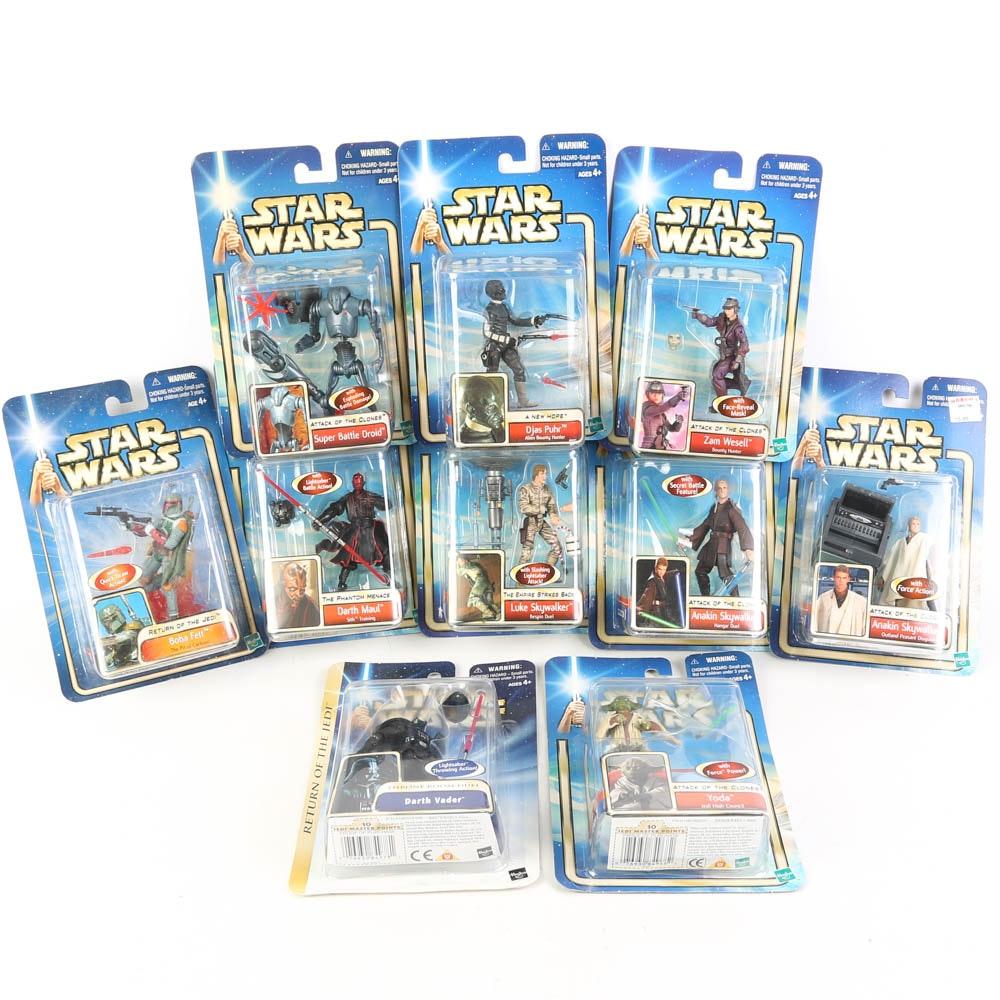 """Star Wars"" Action Figures"