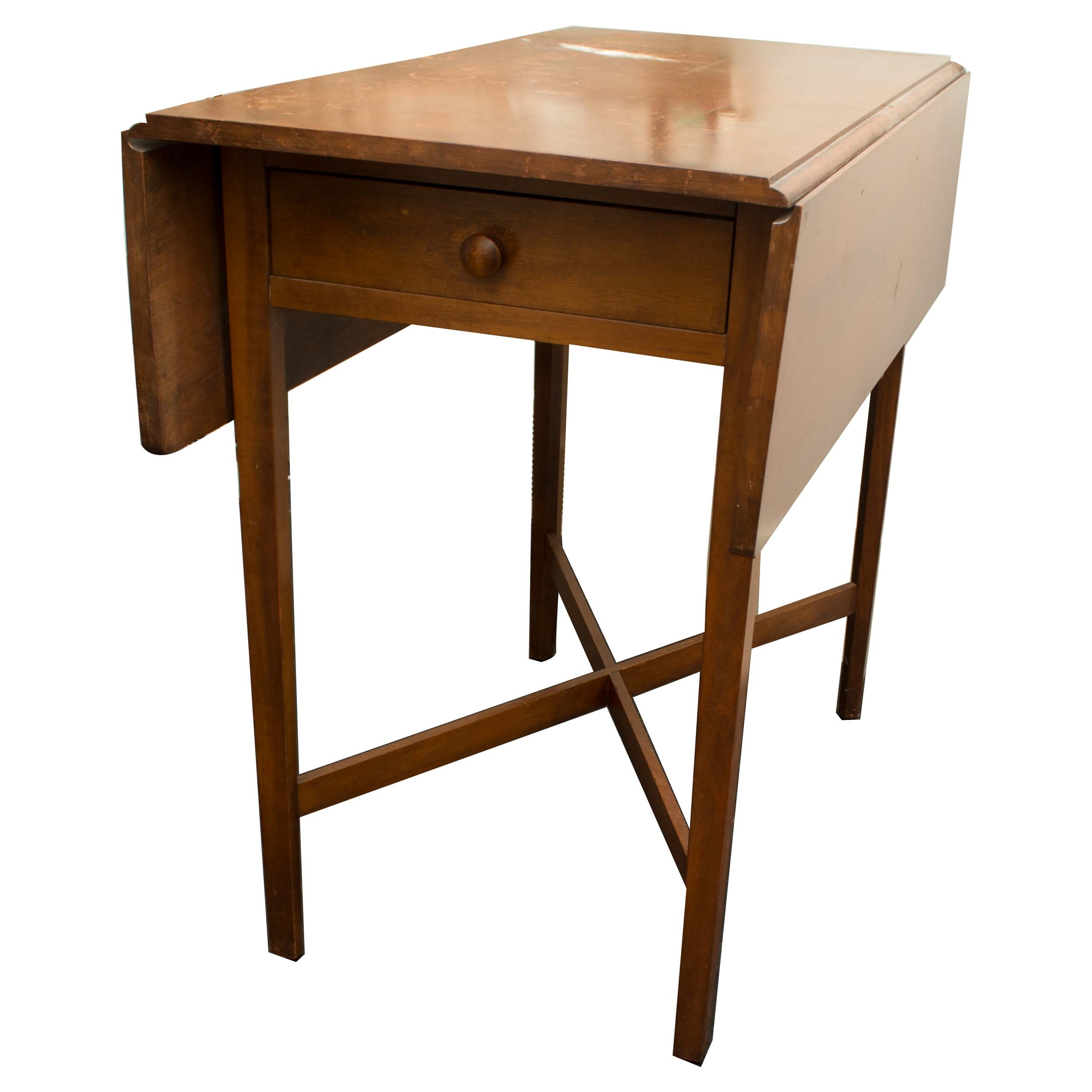 Shaker Style Drop Leaf Table By CB ...