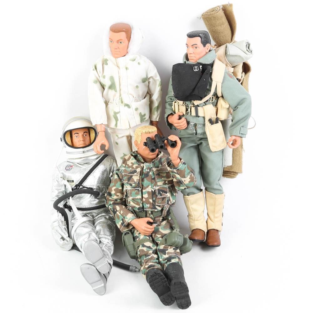 Circa 1990s G.I. Joe Action Figures