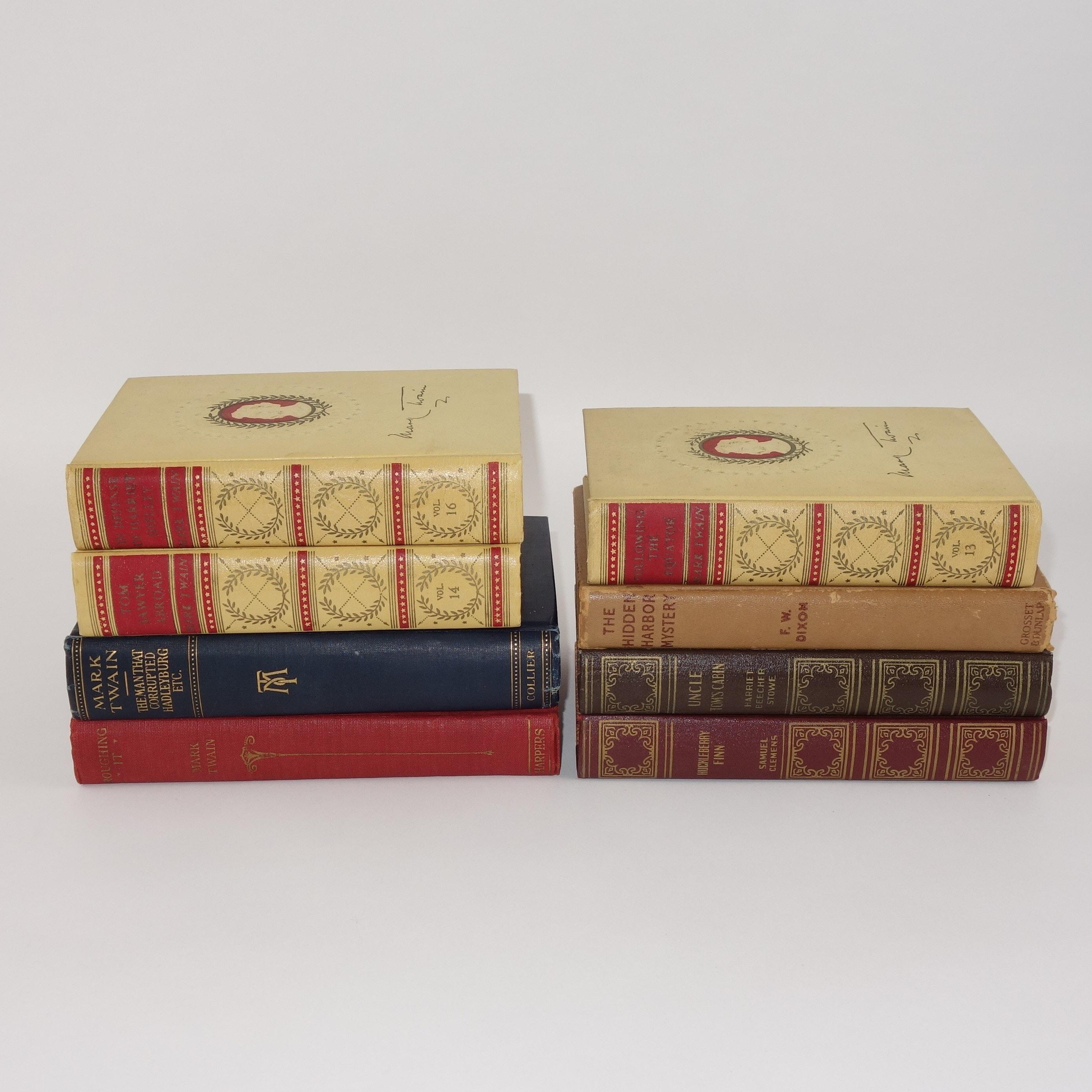 Mark Twain Books and More