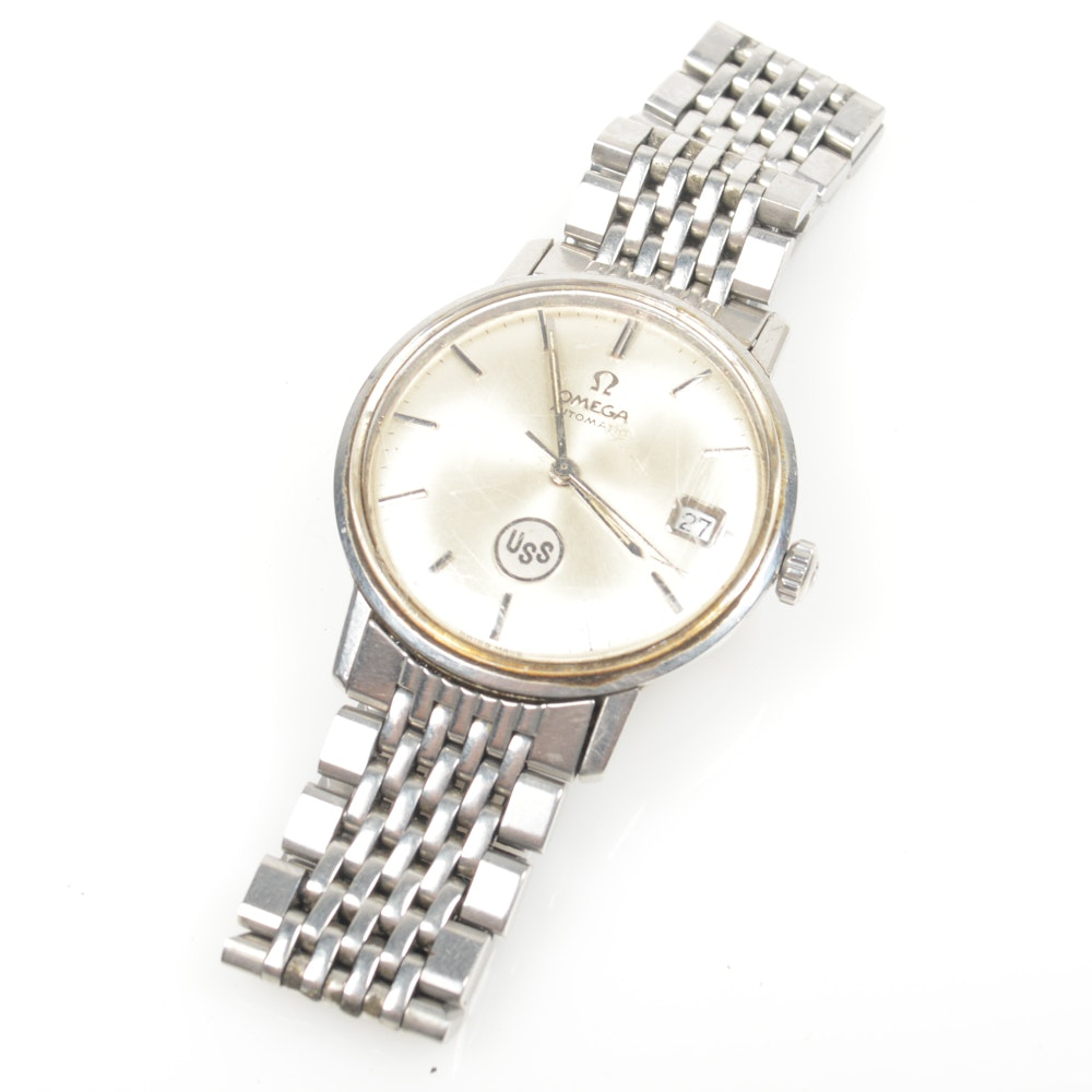 Vintage Omega Automatic Wristwatch