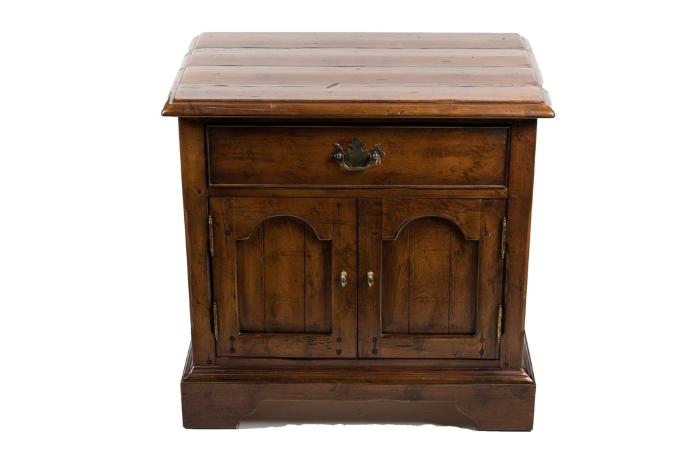 Vintage Nightstand by Hickory White
