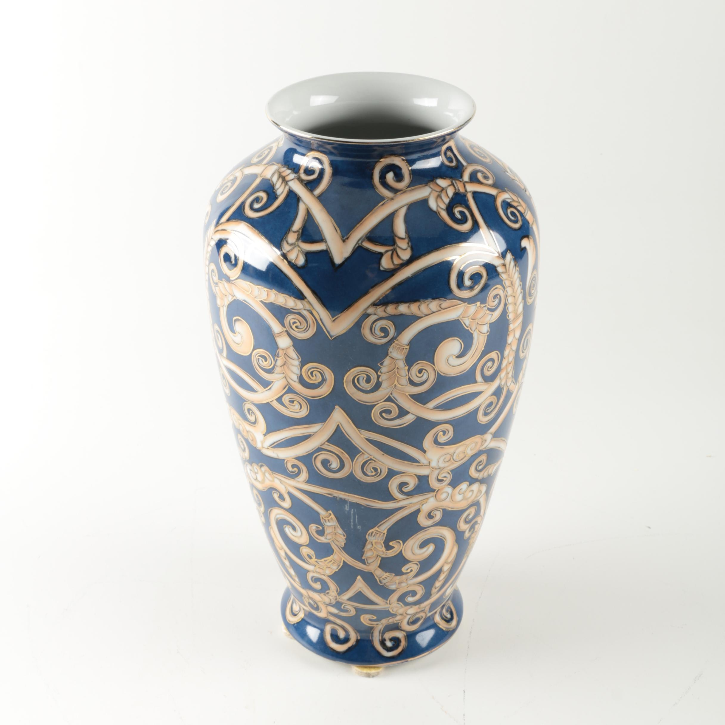 Temptation Porcelain Vase