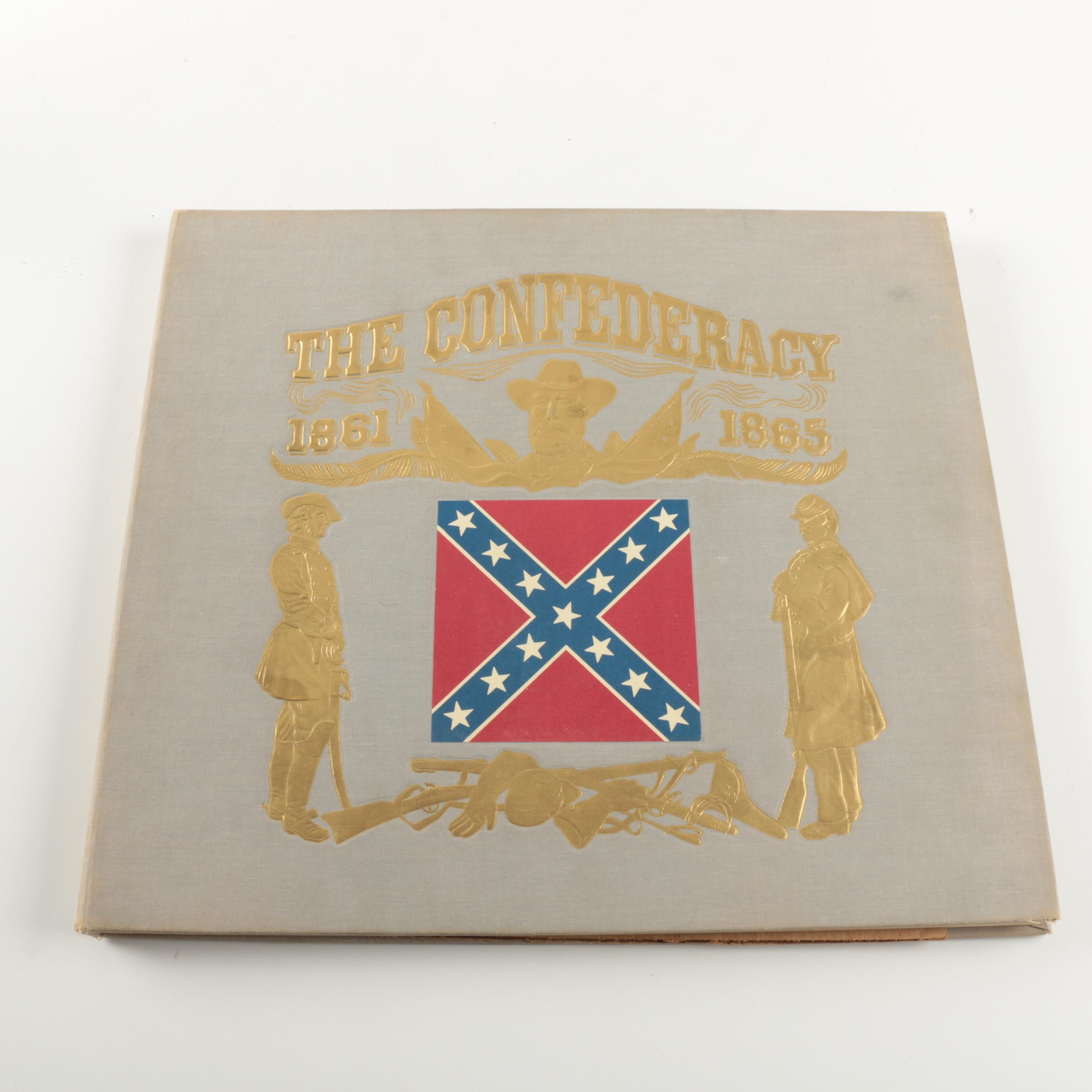 "1954 ""The Confederacy"" with LP by Richard Bales and Goddard Lieberson"
