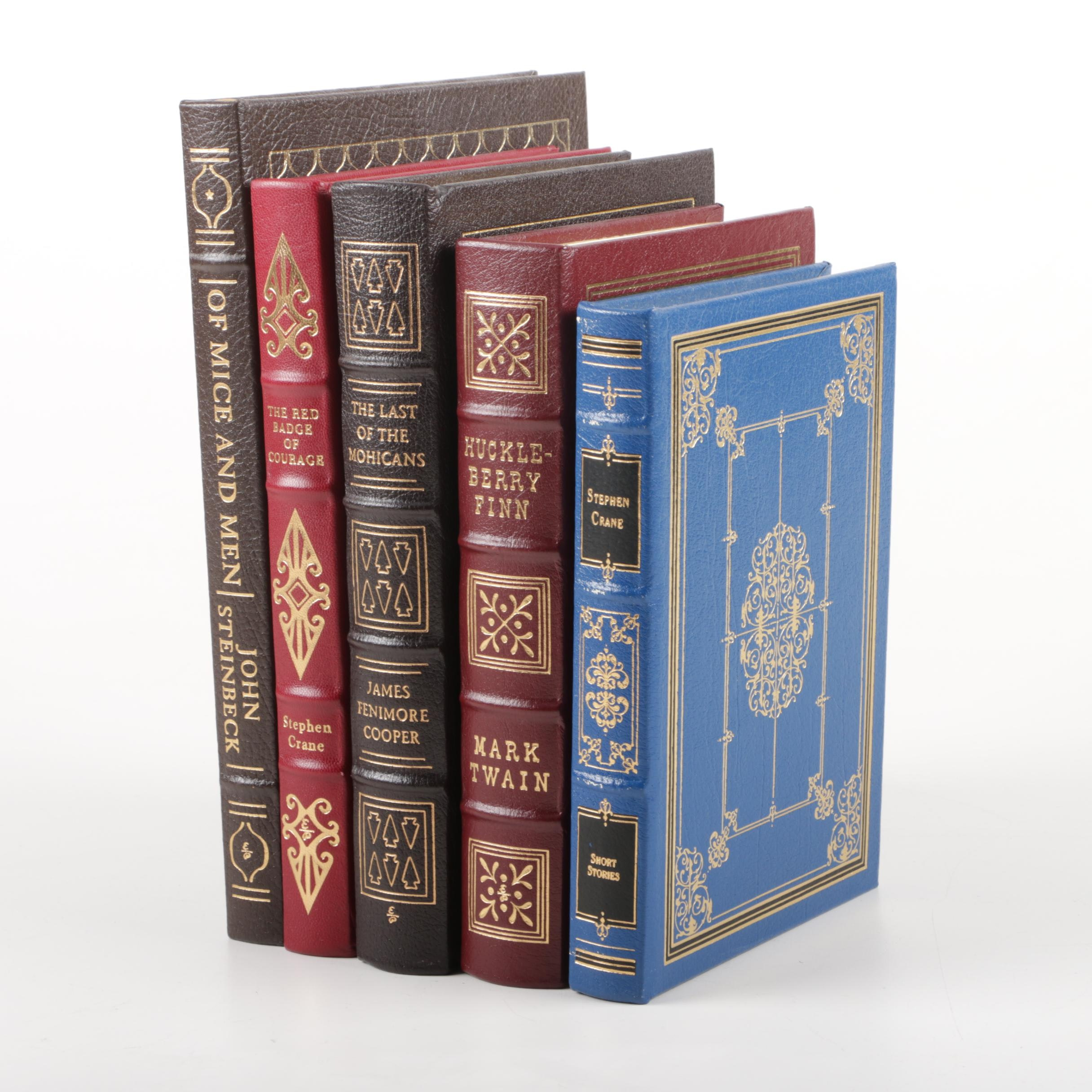 "Easton Press Edition Novels from the ""100 Greatest Books Ever Written"" Series"