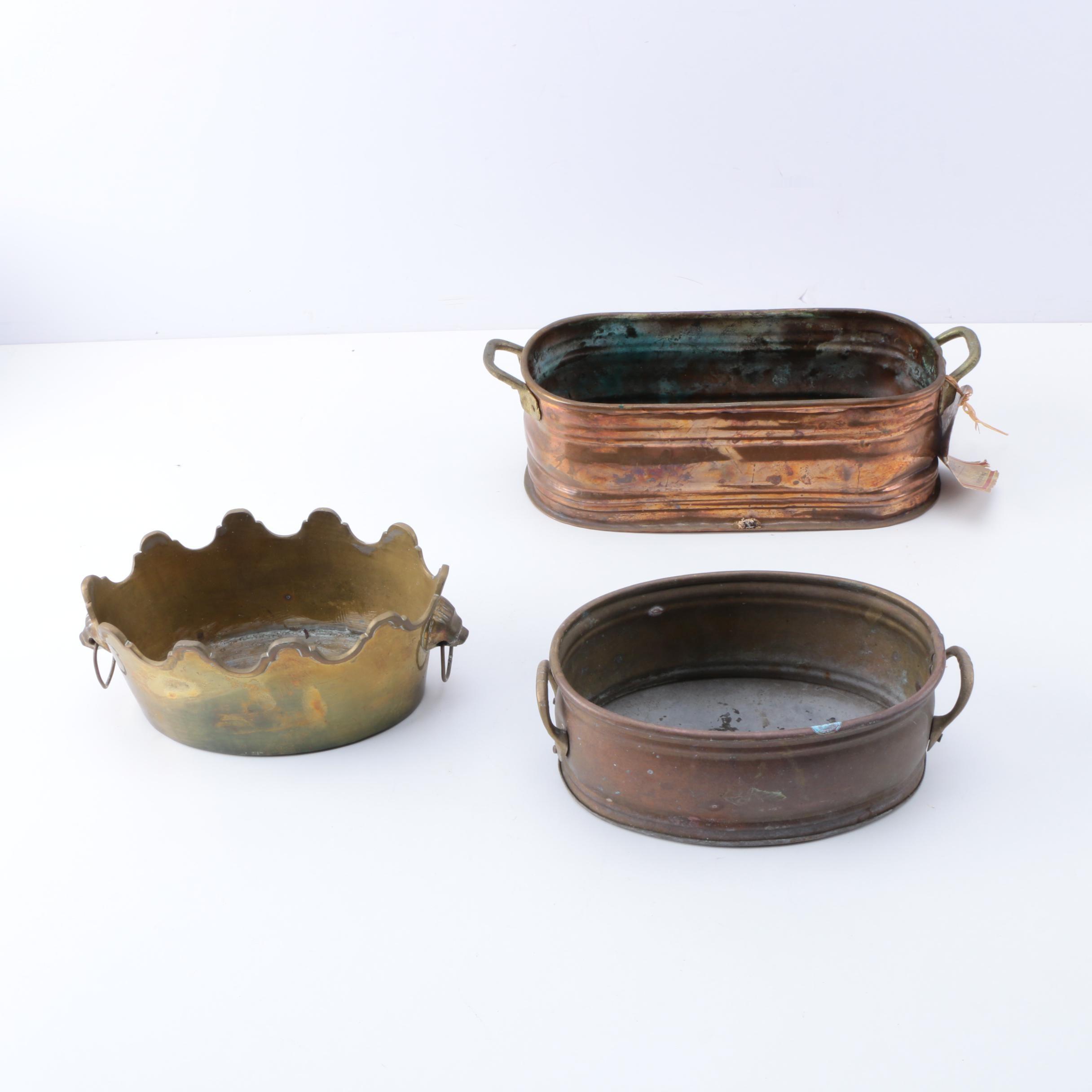 Metal Vessels