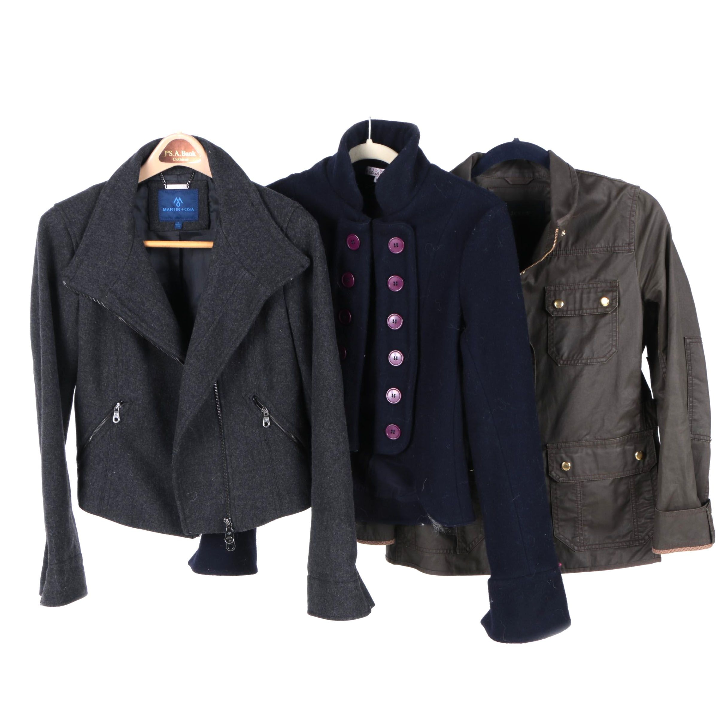Women's Coats and Jackets Including J. Crew