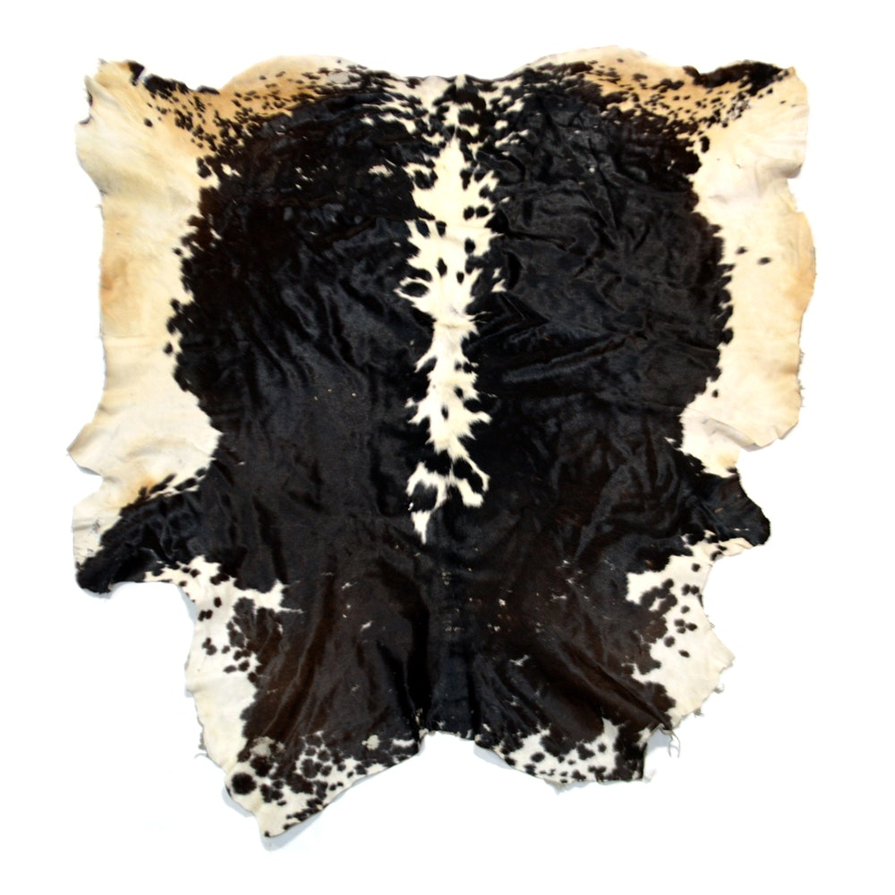 Natural Cow Hide Area Rug