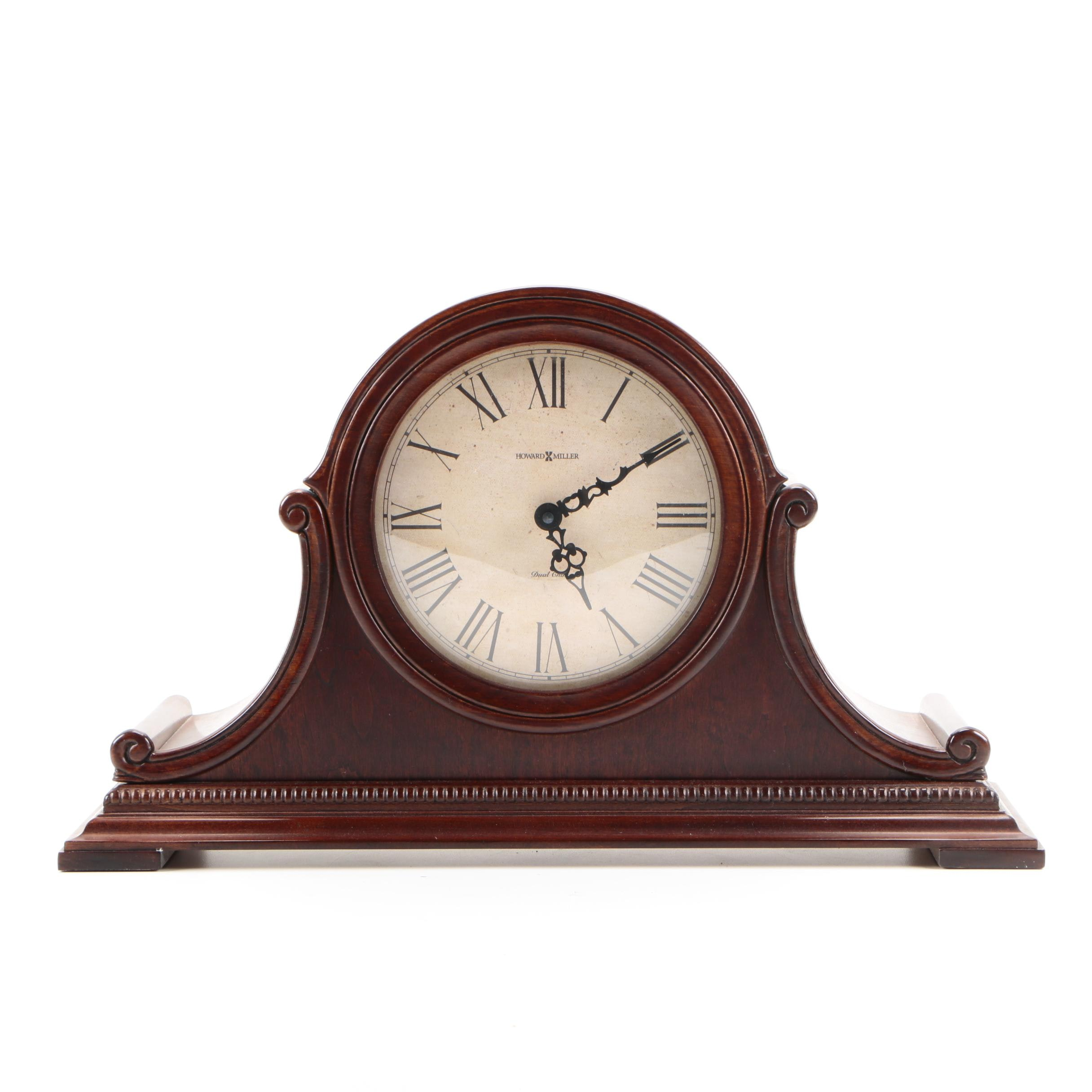 "Howard Miller ""Hampton"" Mantel Clock"