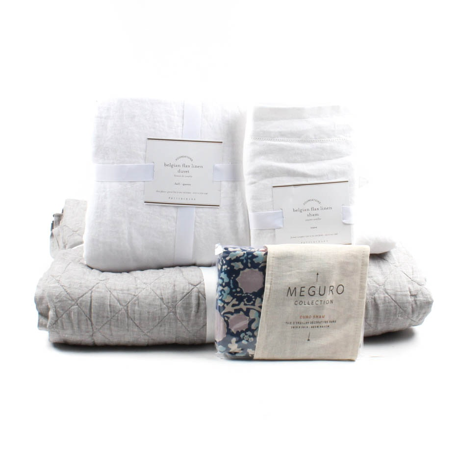 Pottery Barn and More Bedding Collection