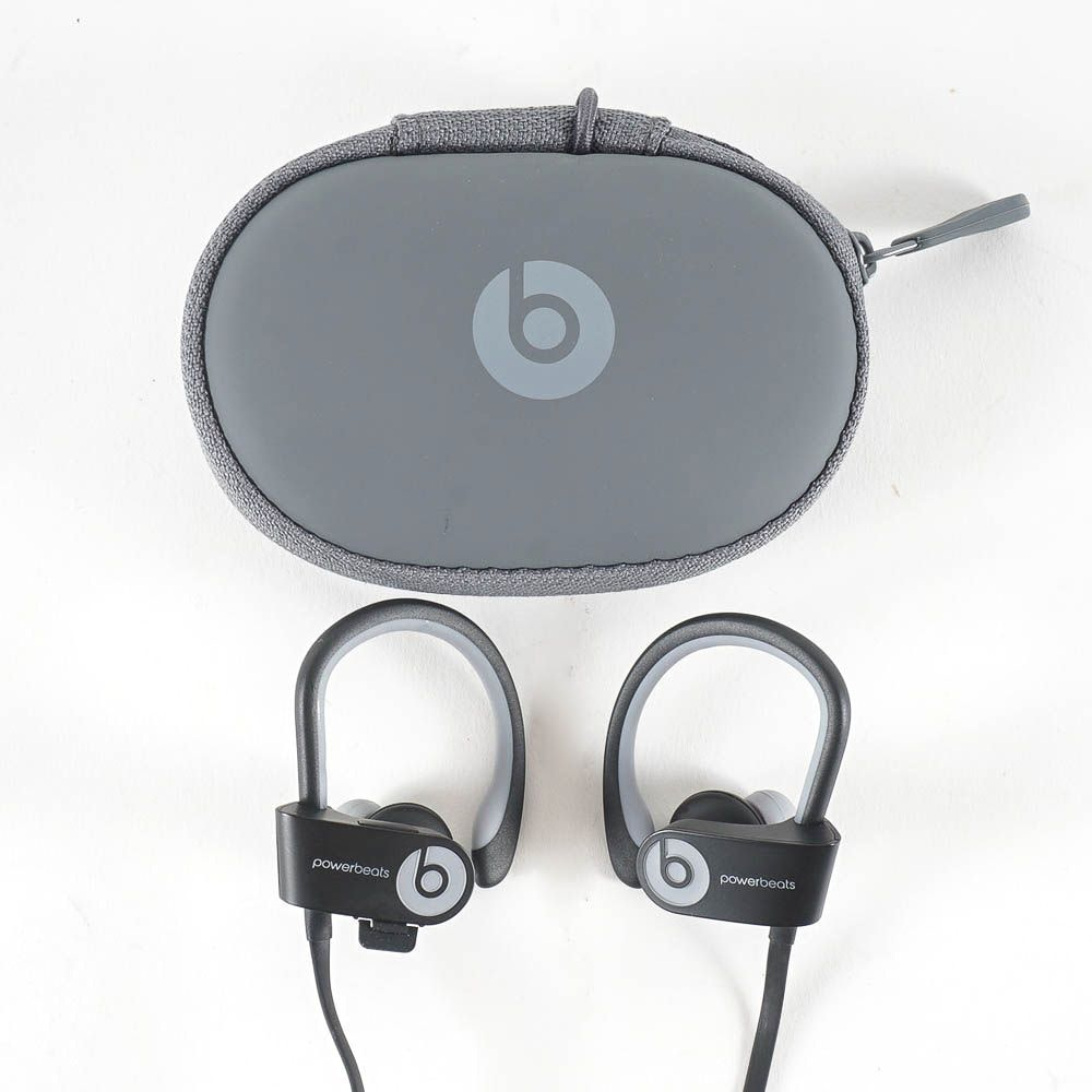 Powerbeats Wireless Bluetooth Headset by Beats
