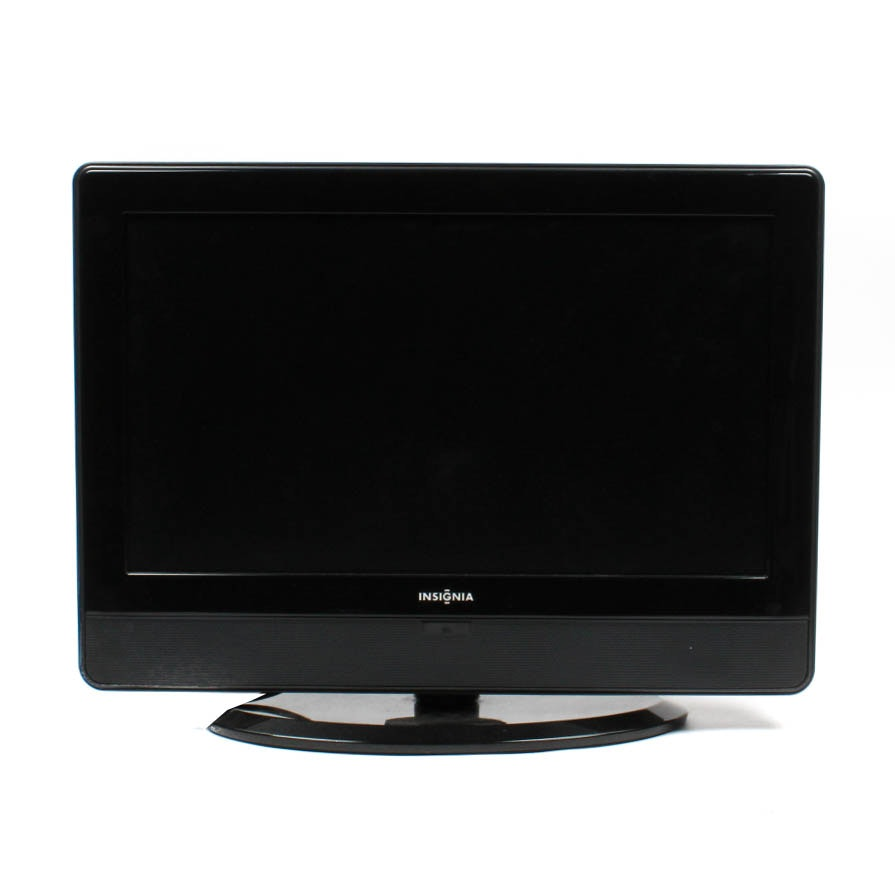 """Insignia 26"""" LCD Television with Built-in DVD Player"""