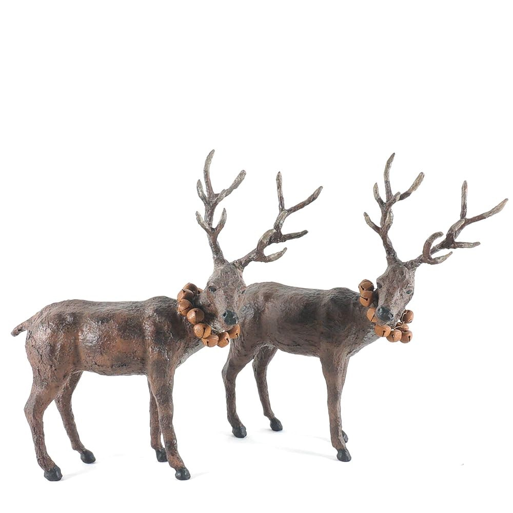 Reindeer Figurines