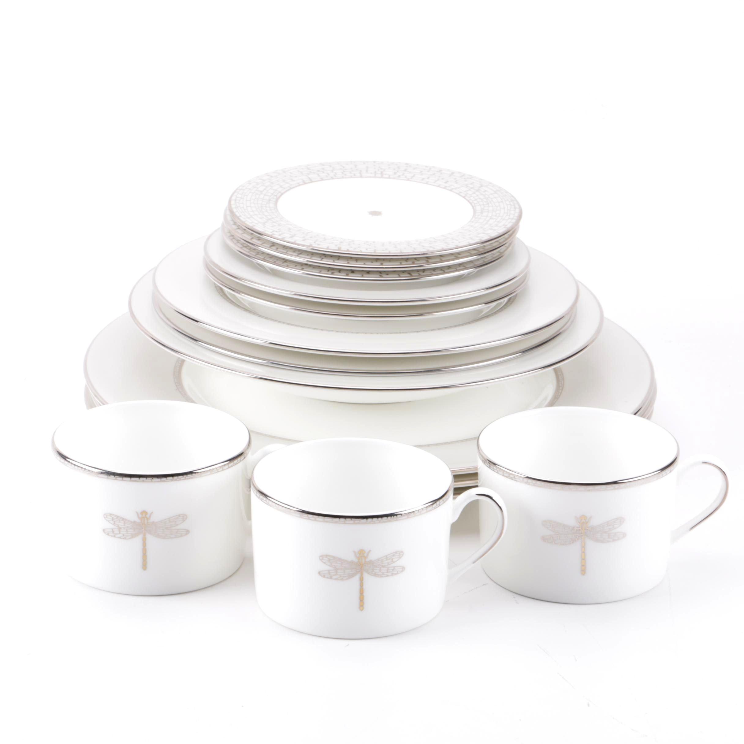 "Lenox Kate Spade ""June Lane"" Porcelain Dinnerware"