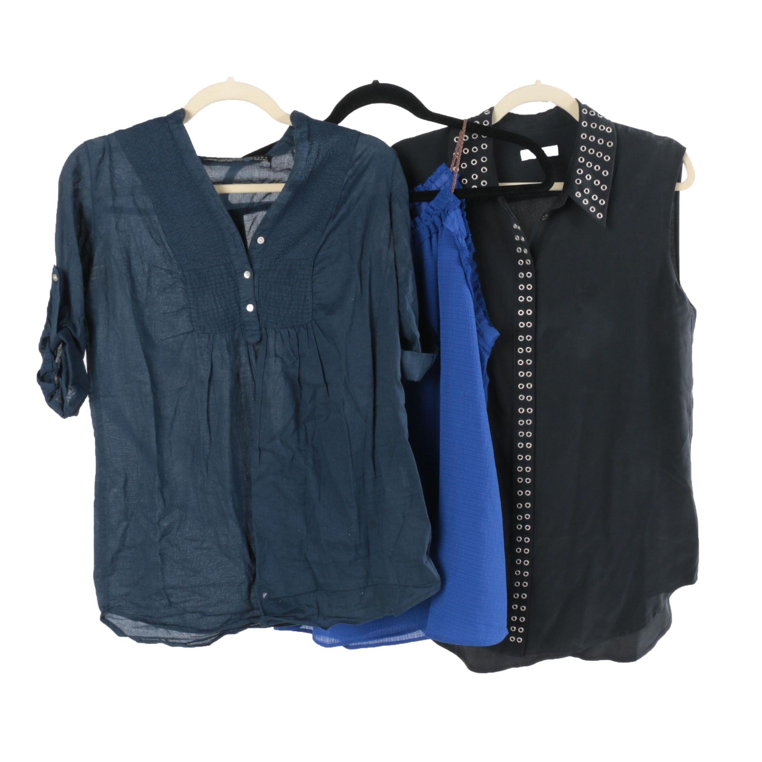 Women's Tops Including Zara