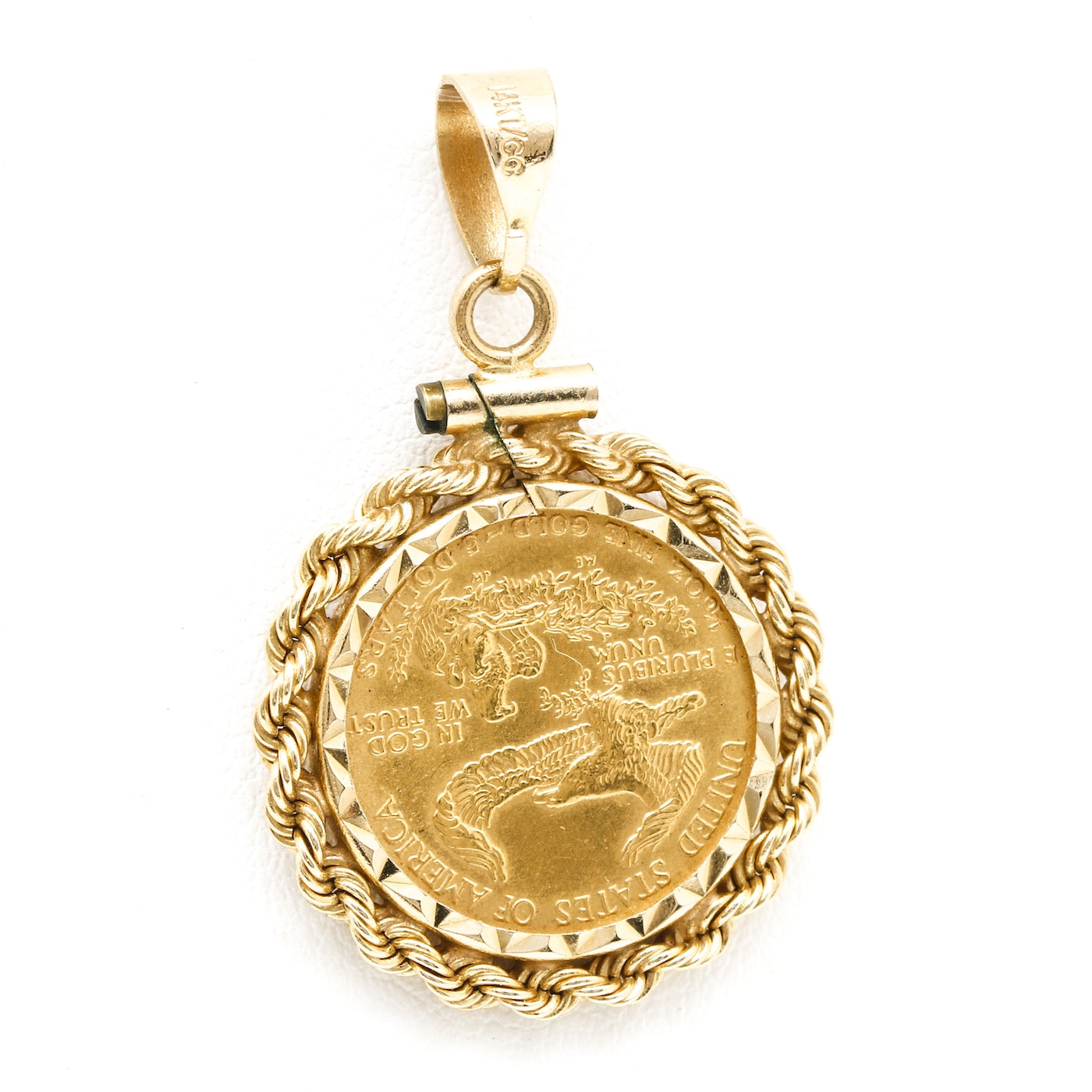 Gold coin jewelry settings - Speed up token limit keyboard