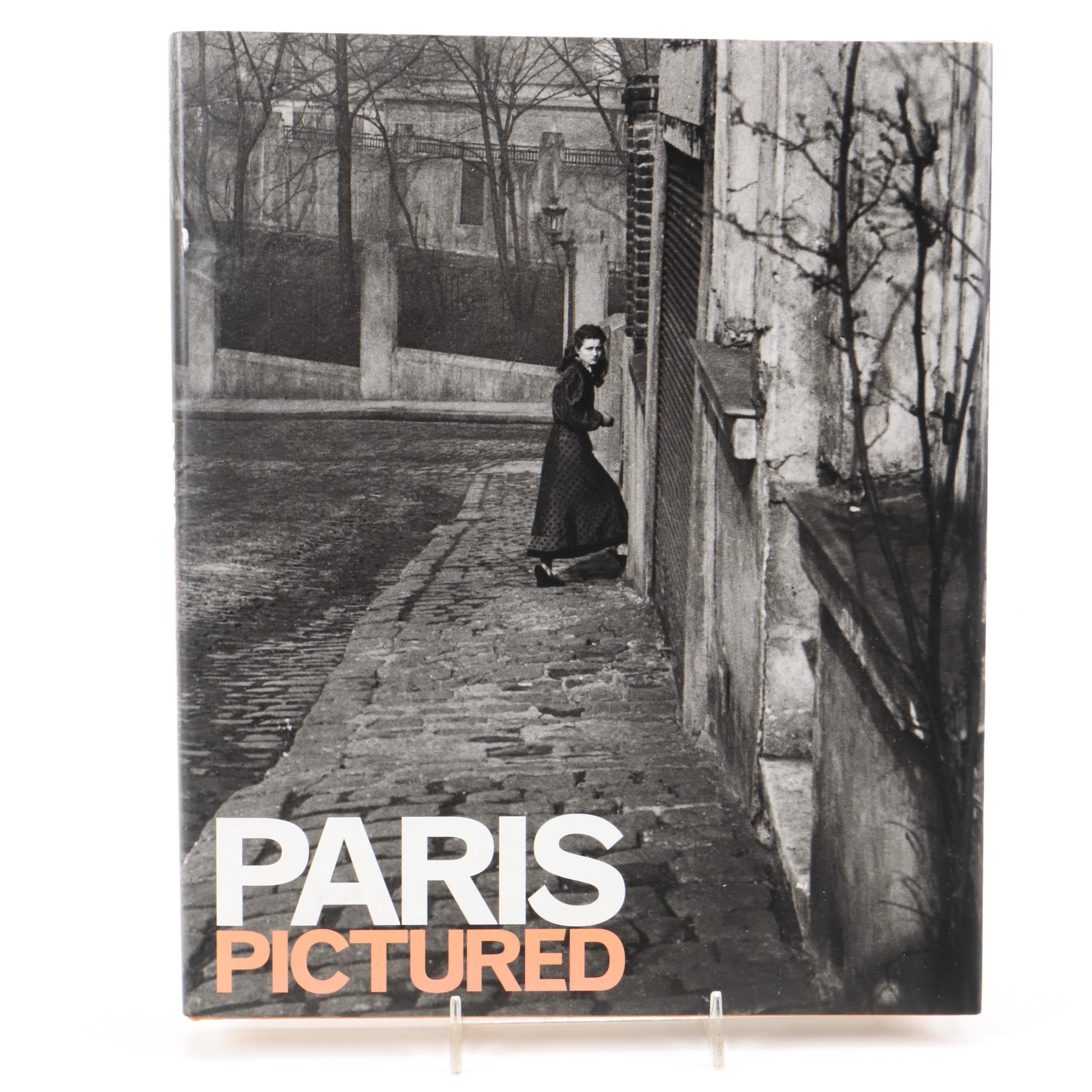 "2002 ""Paris Pictured"" by Julian Stallabrass"