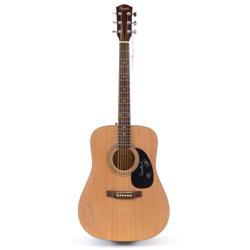 Ocean Park Standoff Signed Acoustic Guitar