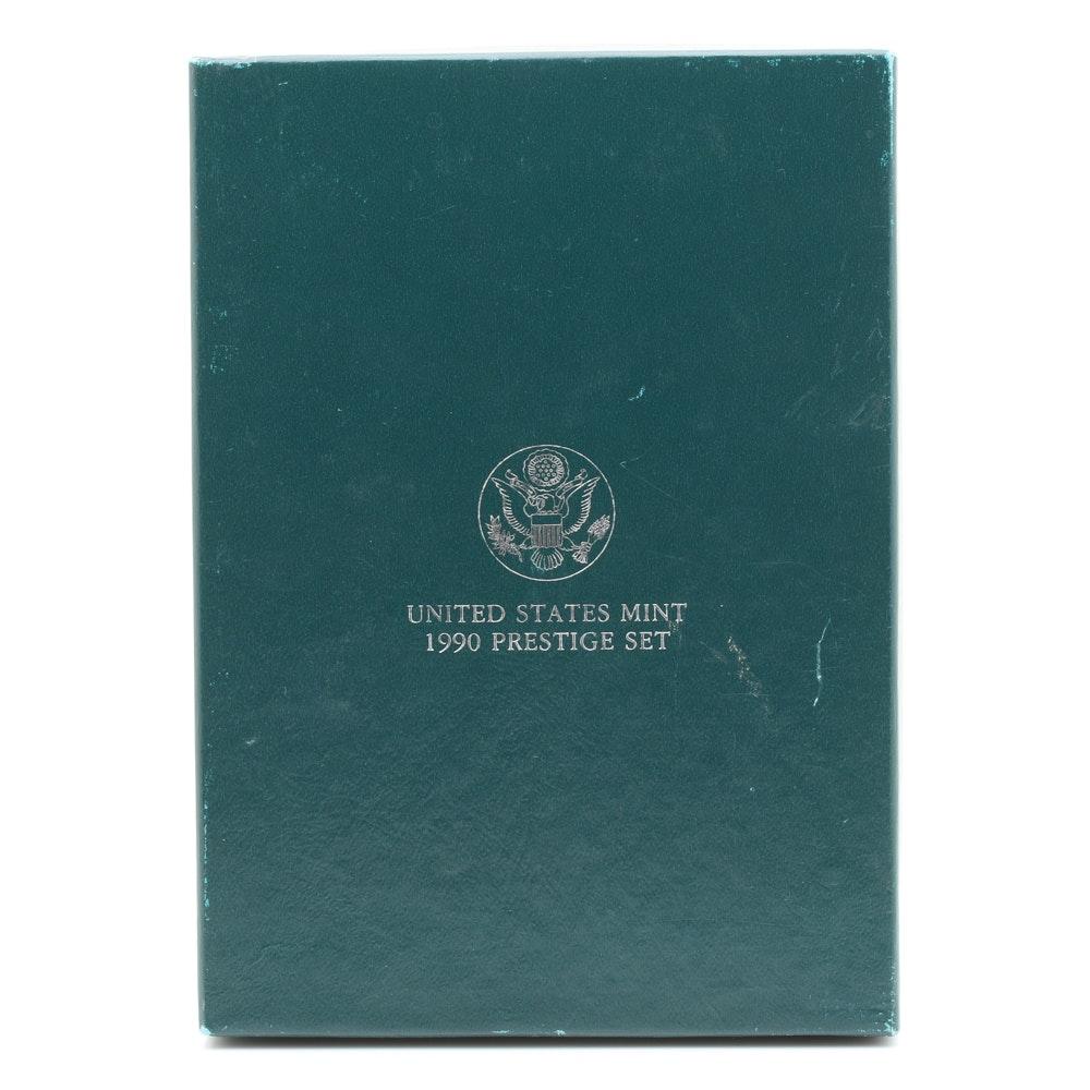 1990 United States Mint Prestige Set