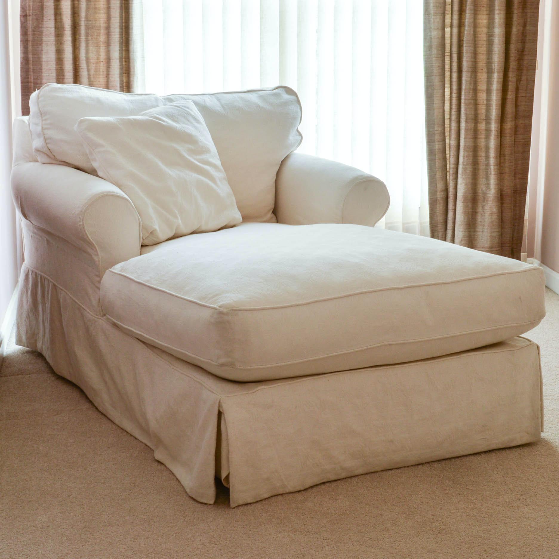 Arhaus Furniture Chaise Lounge ...