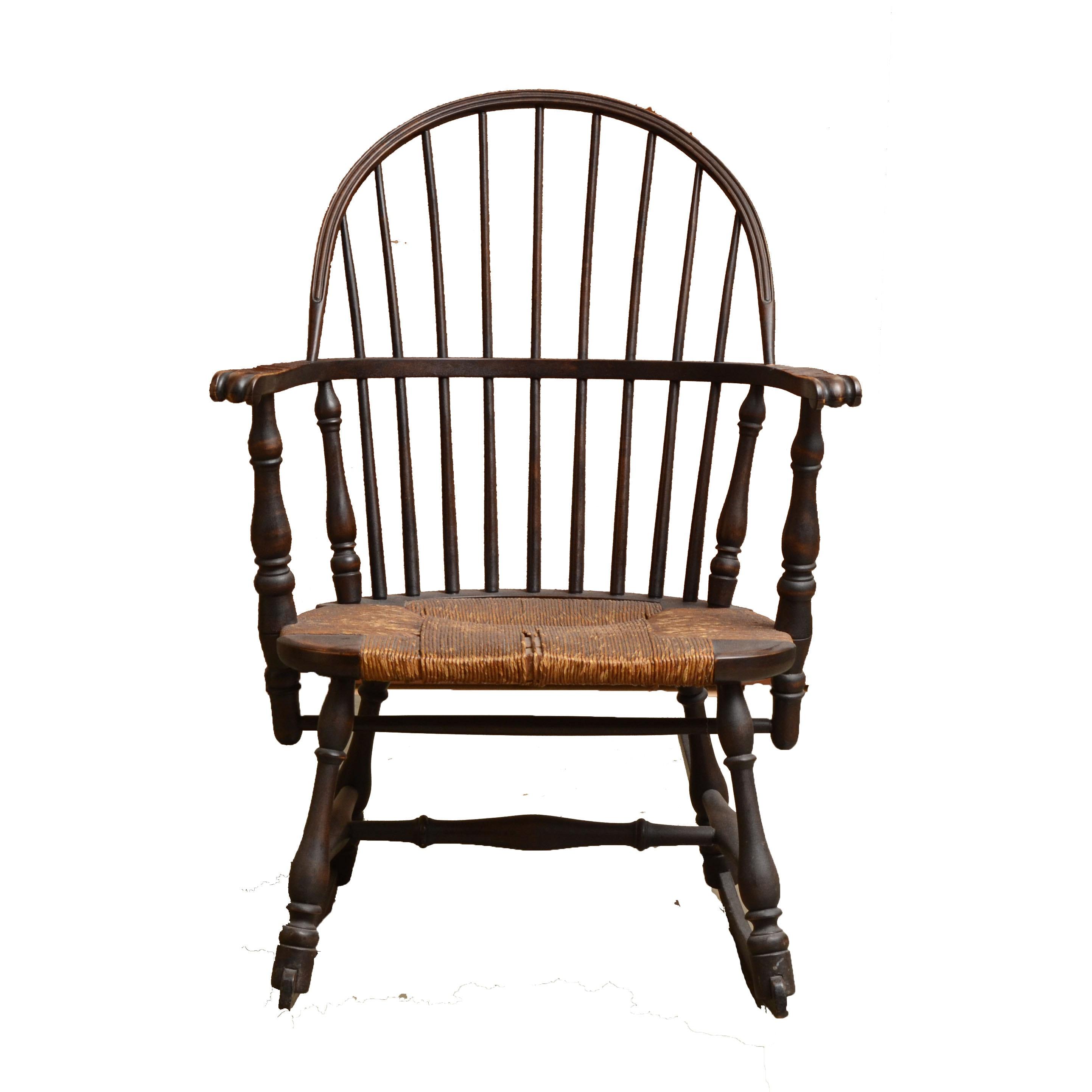 Windsor Style Armchair